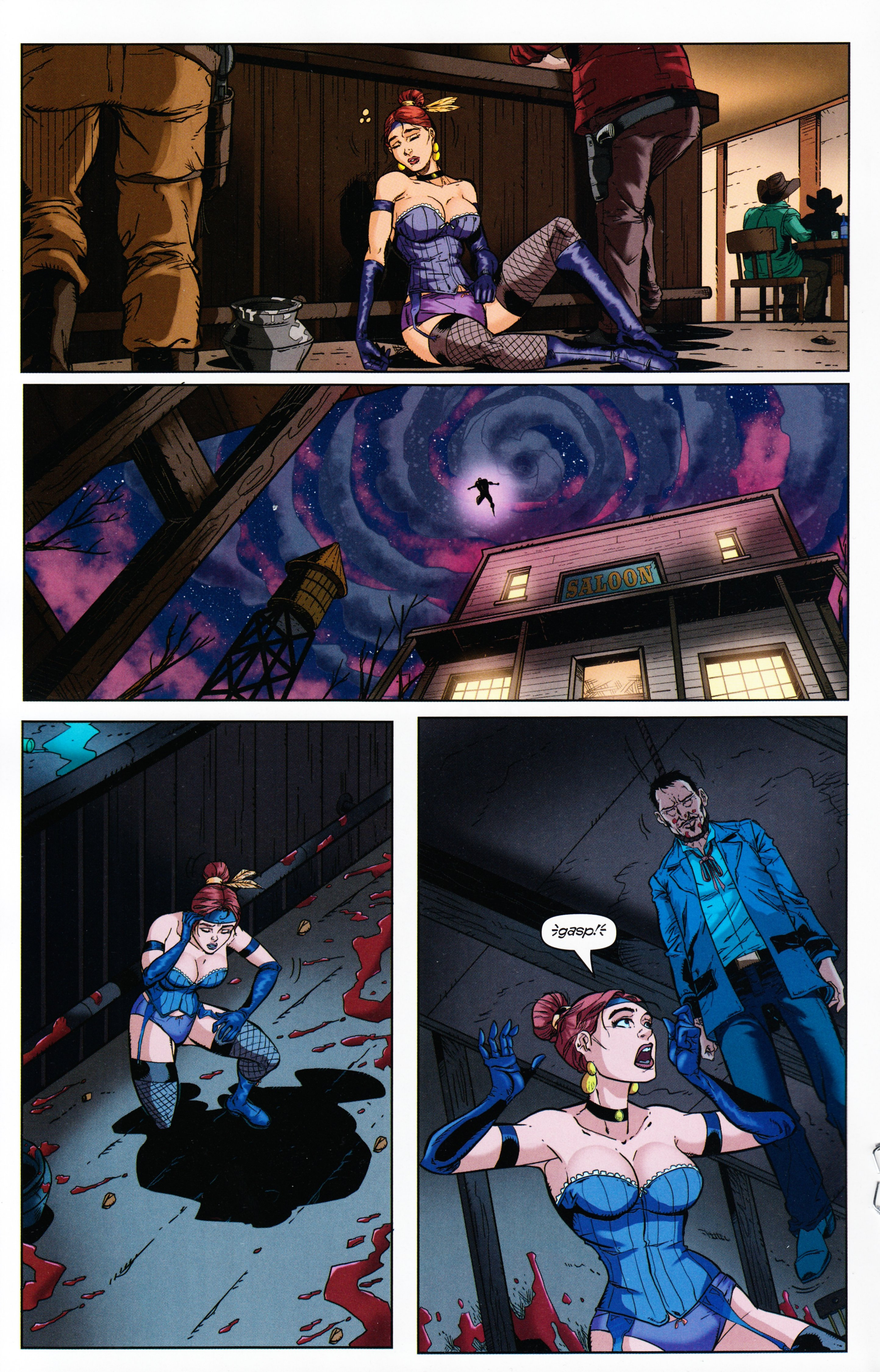 Read online Evil Dead 2: Tales of the Ex-Mortis comic -  Issue #3 - 18