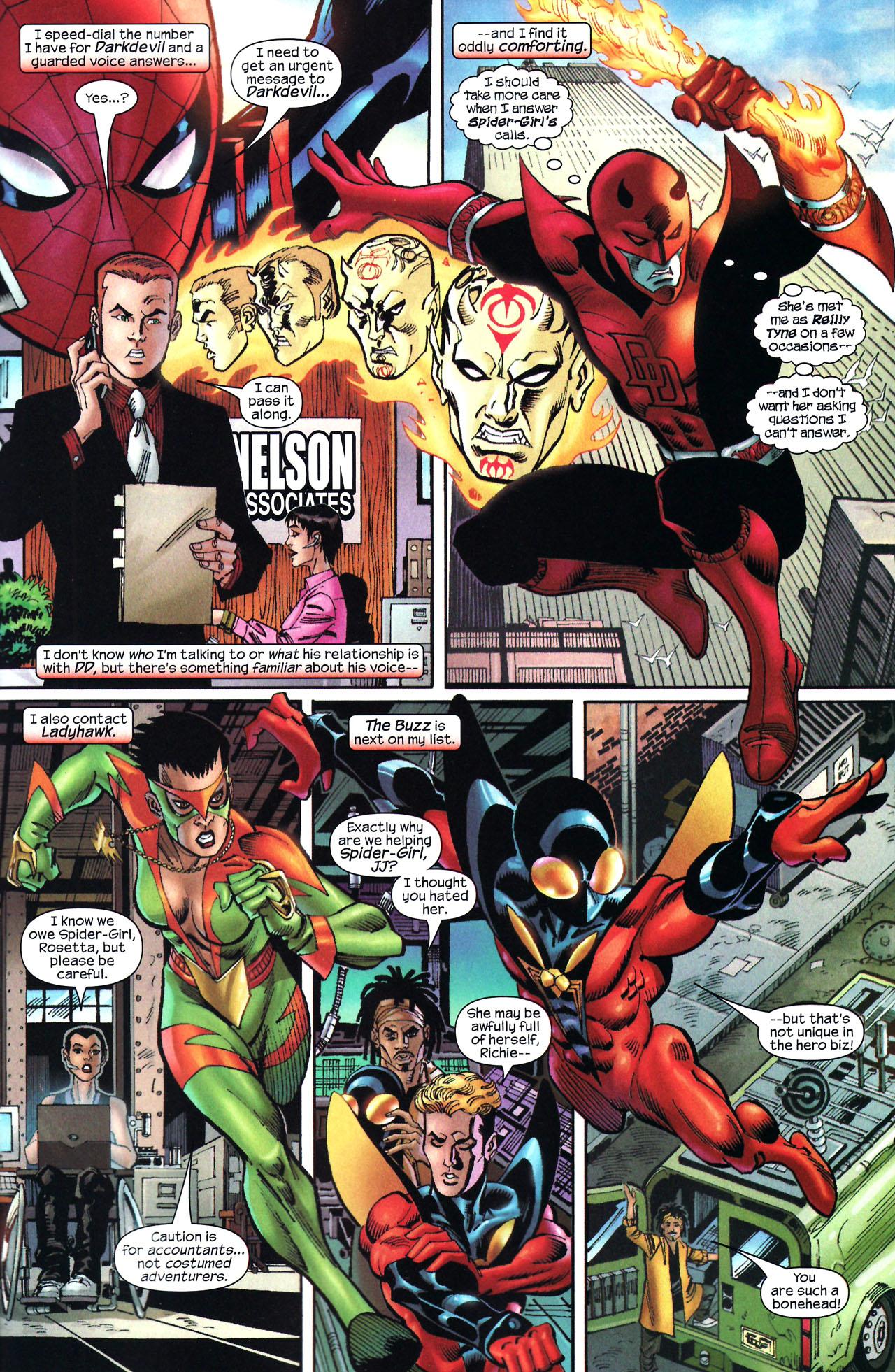 Amazing Spider-Girl #15 #16 - English 23