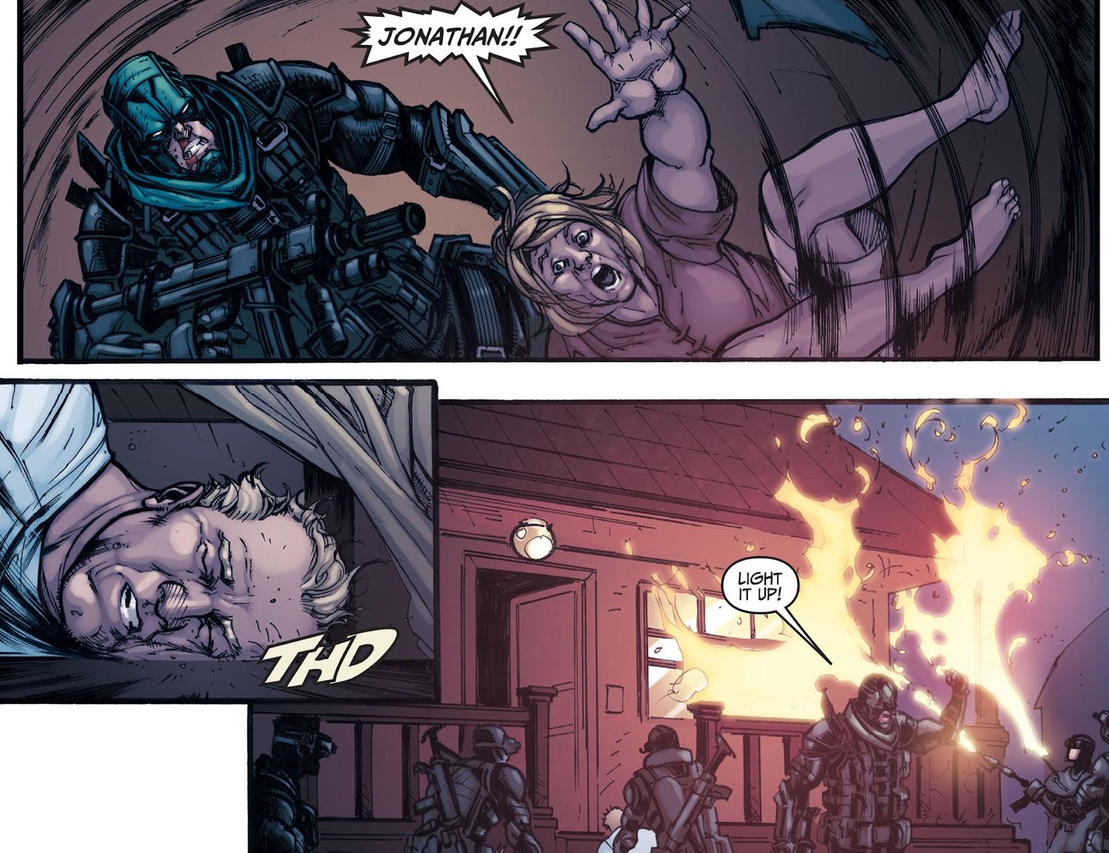 Injustice: Gods Among Us [I] Issue #7 #8 - English 16