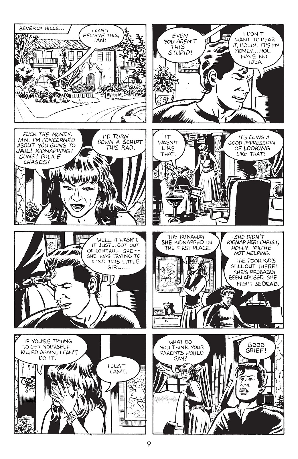 Stray Bullets Issue #28 #28 - English 11