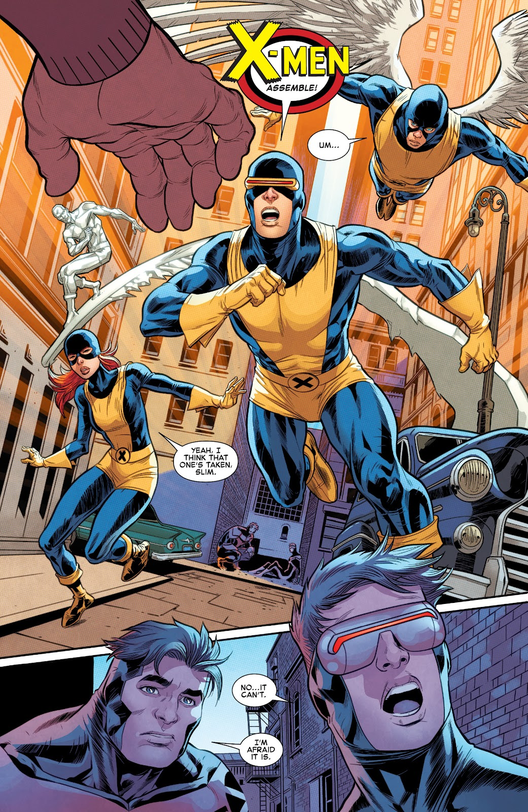 All-New X-Men (2016) Issue #19 #21 - English 16