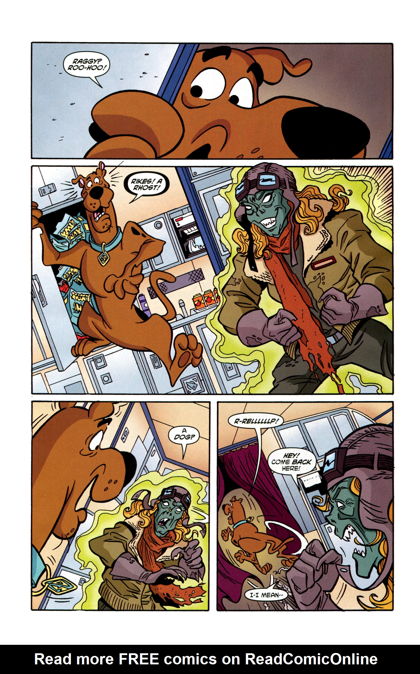 Read online Scooby-Doo: Where Are You? comic -  Issue #18 - 11