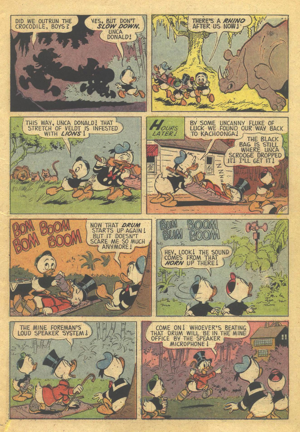 Uncle Scrooge (1953) Issue #73 #73 - English 11