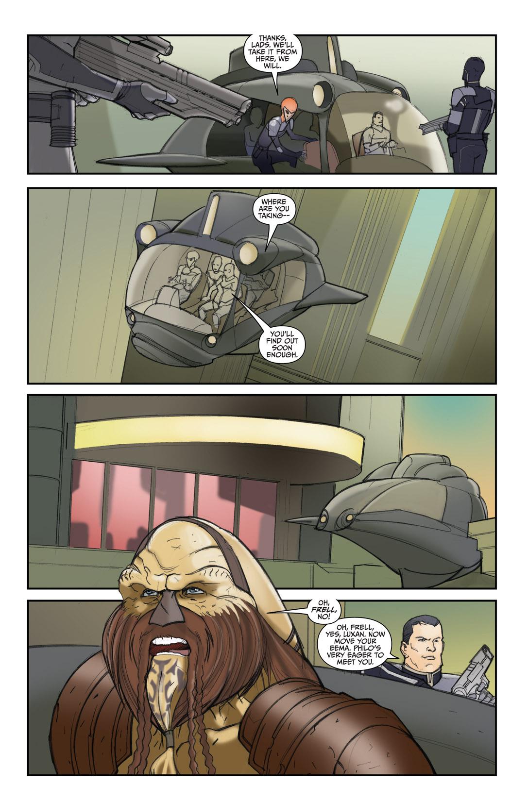 Read online Farscape: D'Argo's Quest comic -  Issue #4 - 12