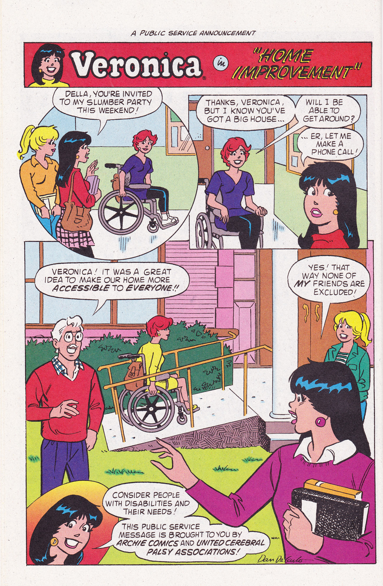 Read online Scooby-Doo (1995) comic -  Issue #7 - 10