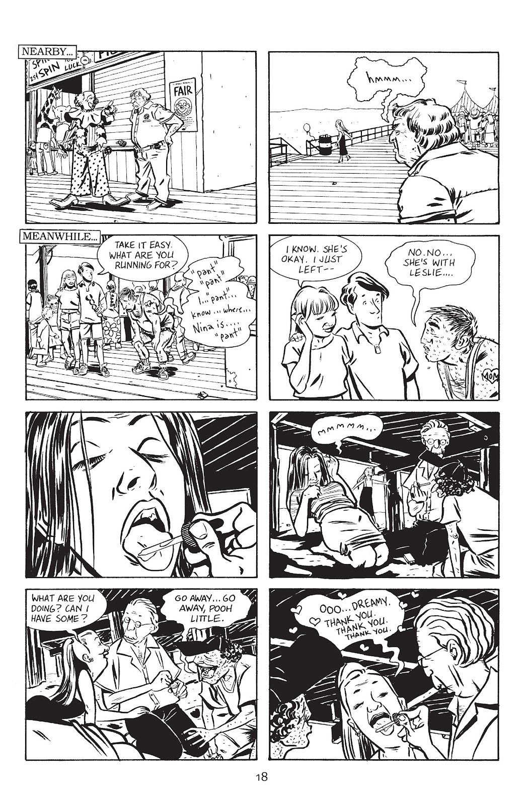 Stray Bullets Issue #12 #12 - English 20