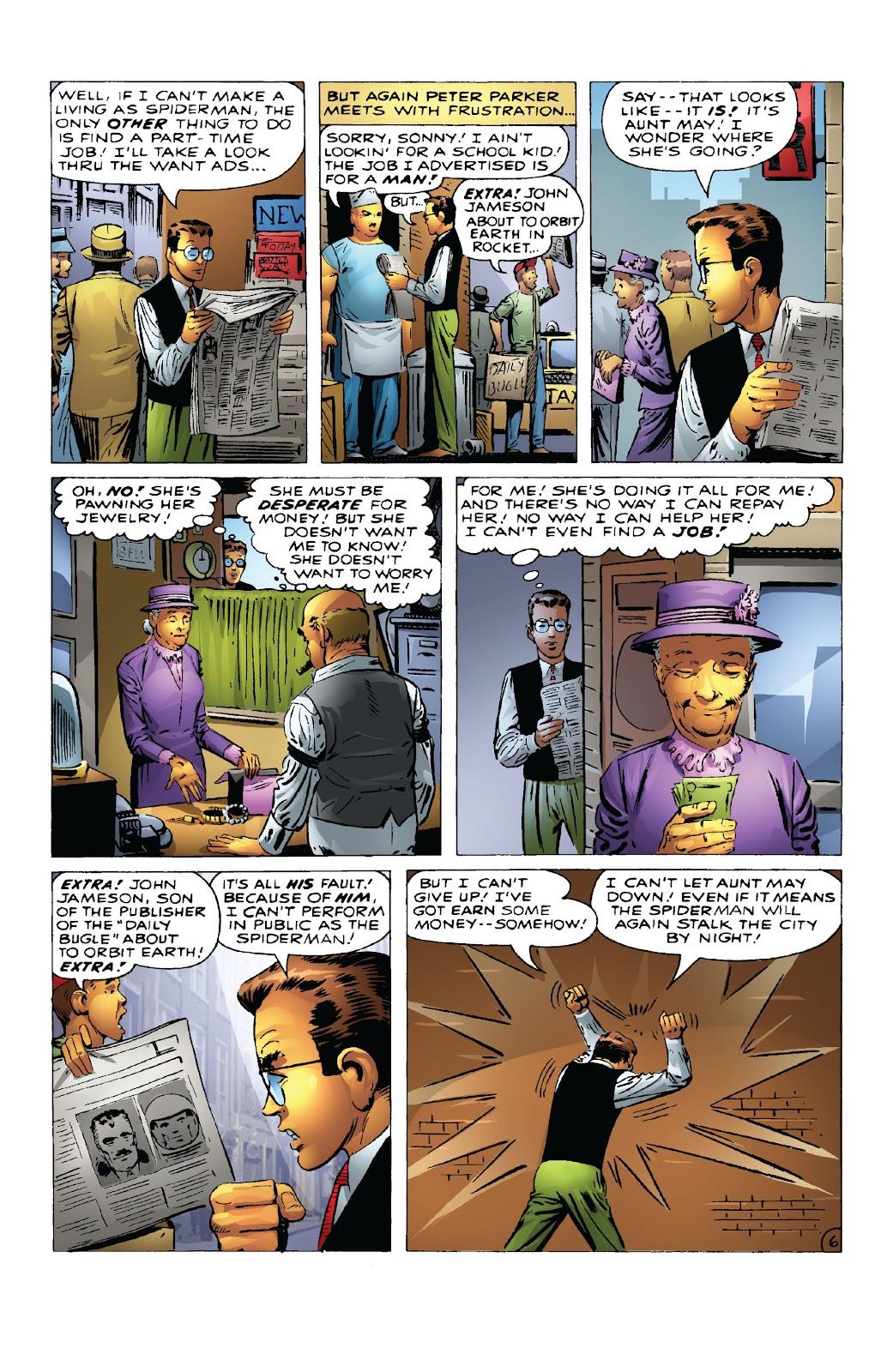 Amazing Fantasy #15: Spider-Man! Full #1 - English 21