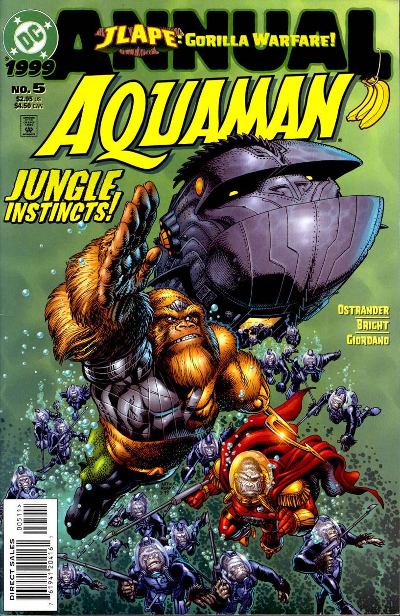 Aquaman (1994) _Annual_5 Page 1