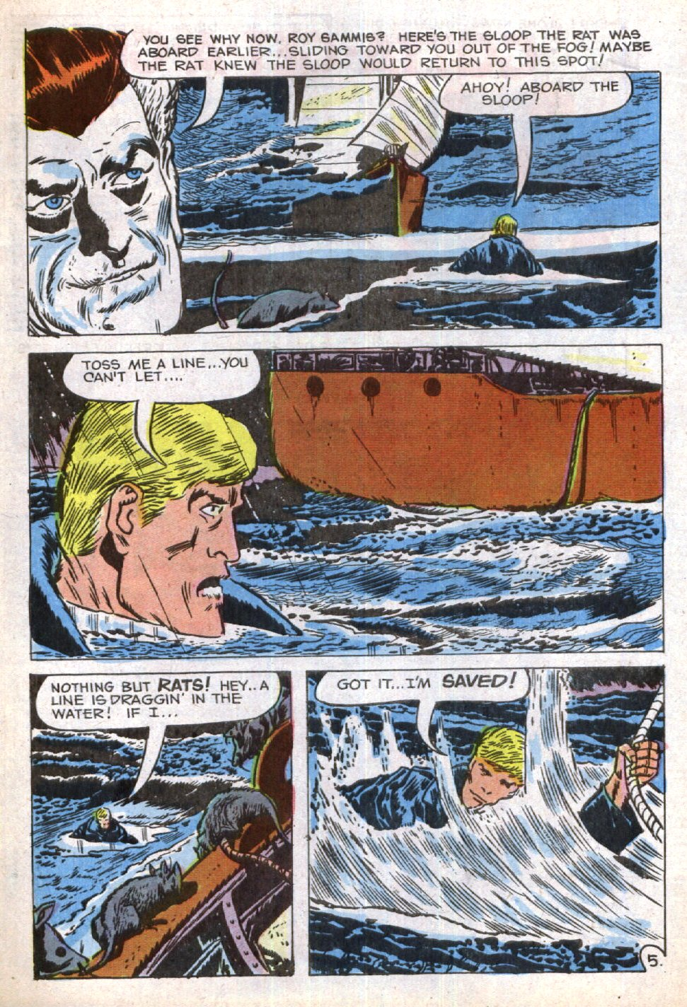 Read online Scary Tales comic -  Issue #46 - 13