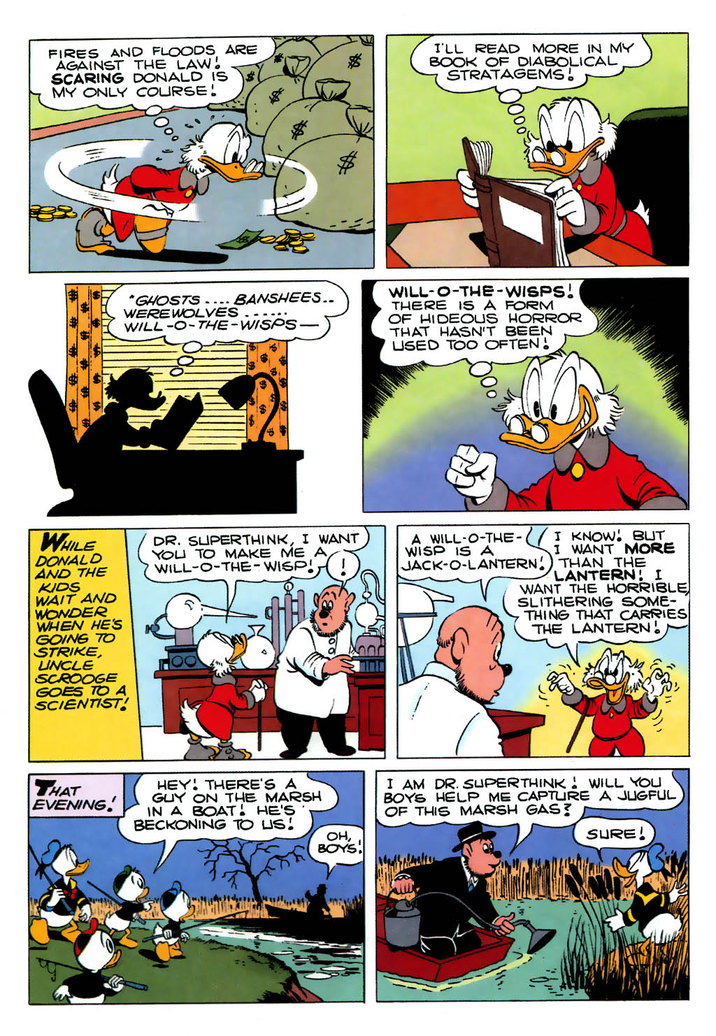 Uncle Scrooge (1953) Issue #322 #322 - English 58