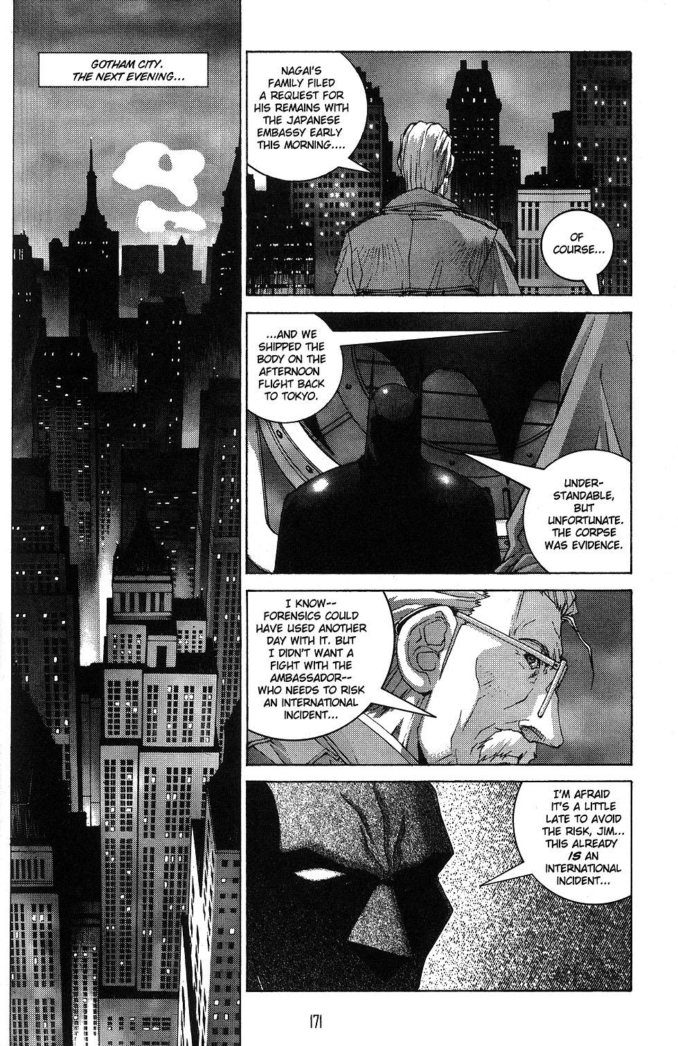 Read online Batman: Child of Dreams comic -  Issue # Full - 163