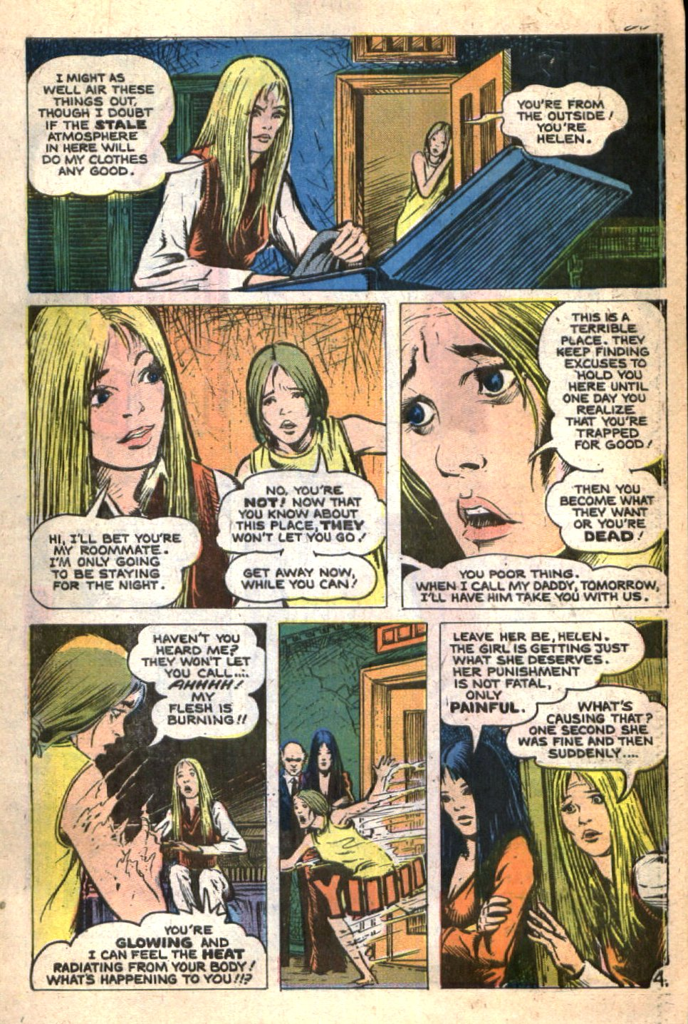 Read online Scary Tales comic -  Issue #9 - 27