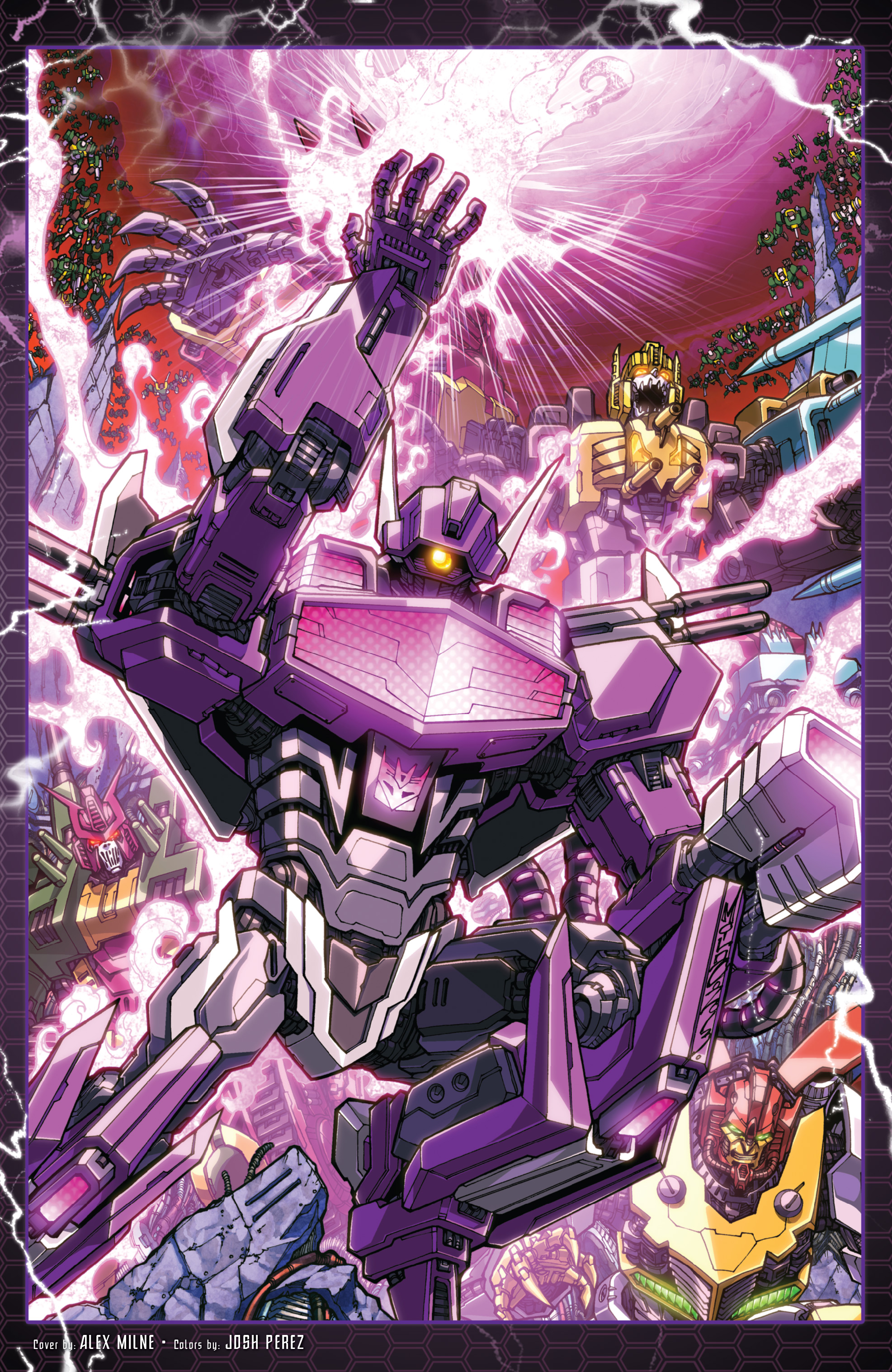 Read online The Transformers: Dark Cybertron Finale comic -  Issue # Full - 155