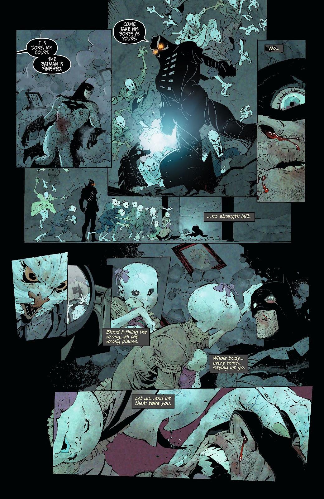 Batman (2011) Issue #6 #21 - English 11