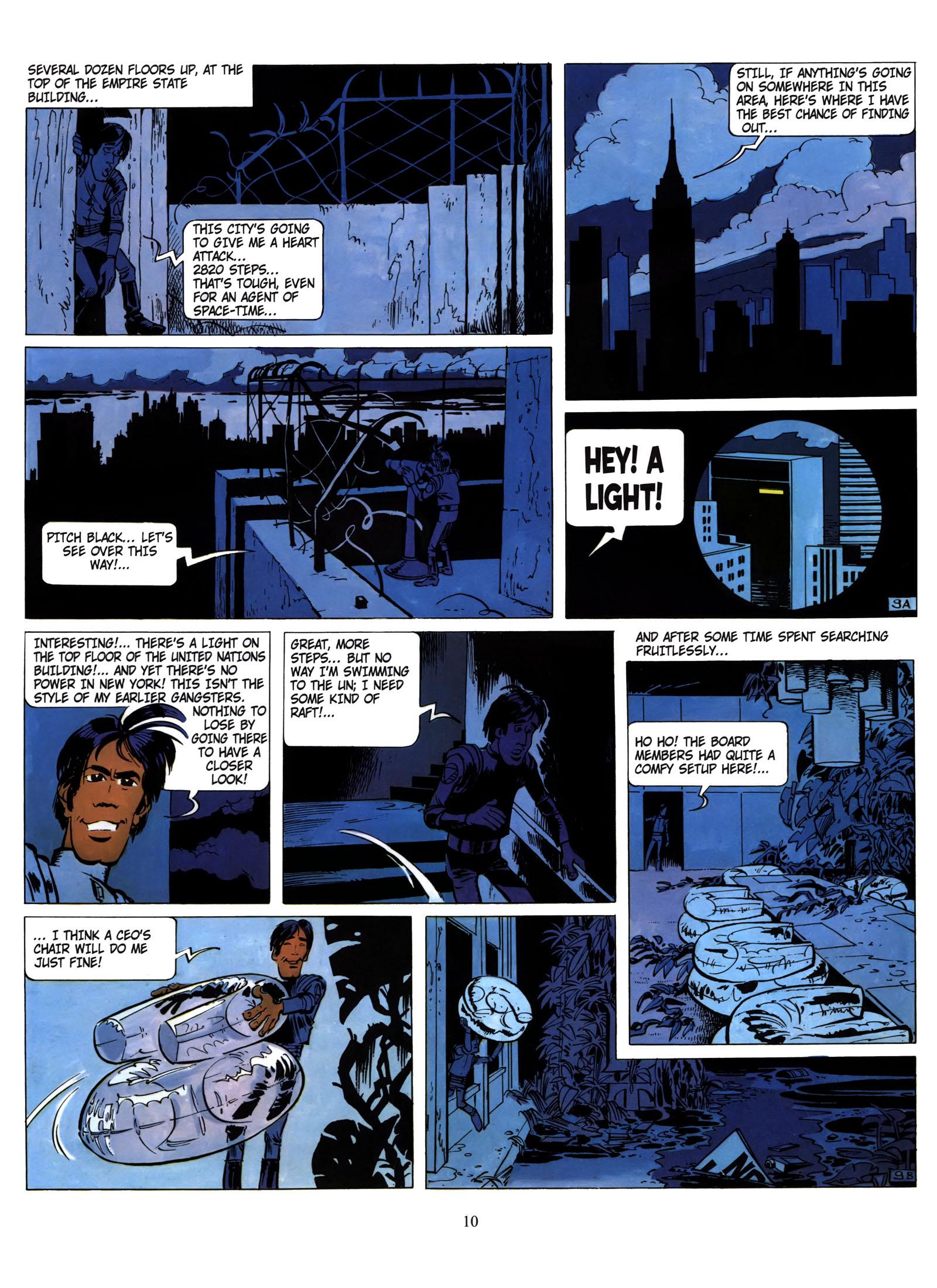 Valerian and Laureline #1 #23 - English 11