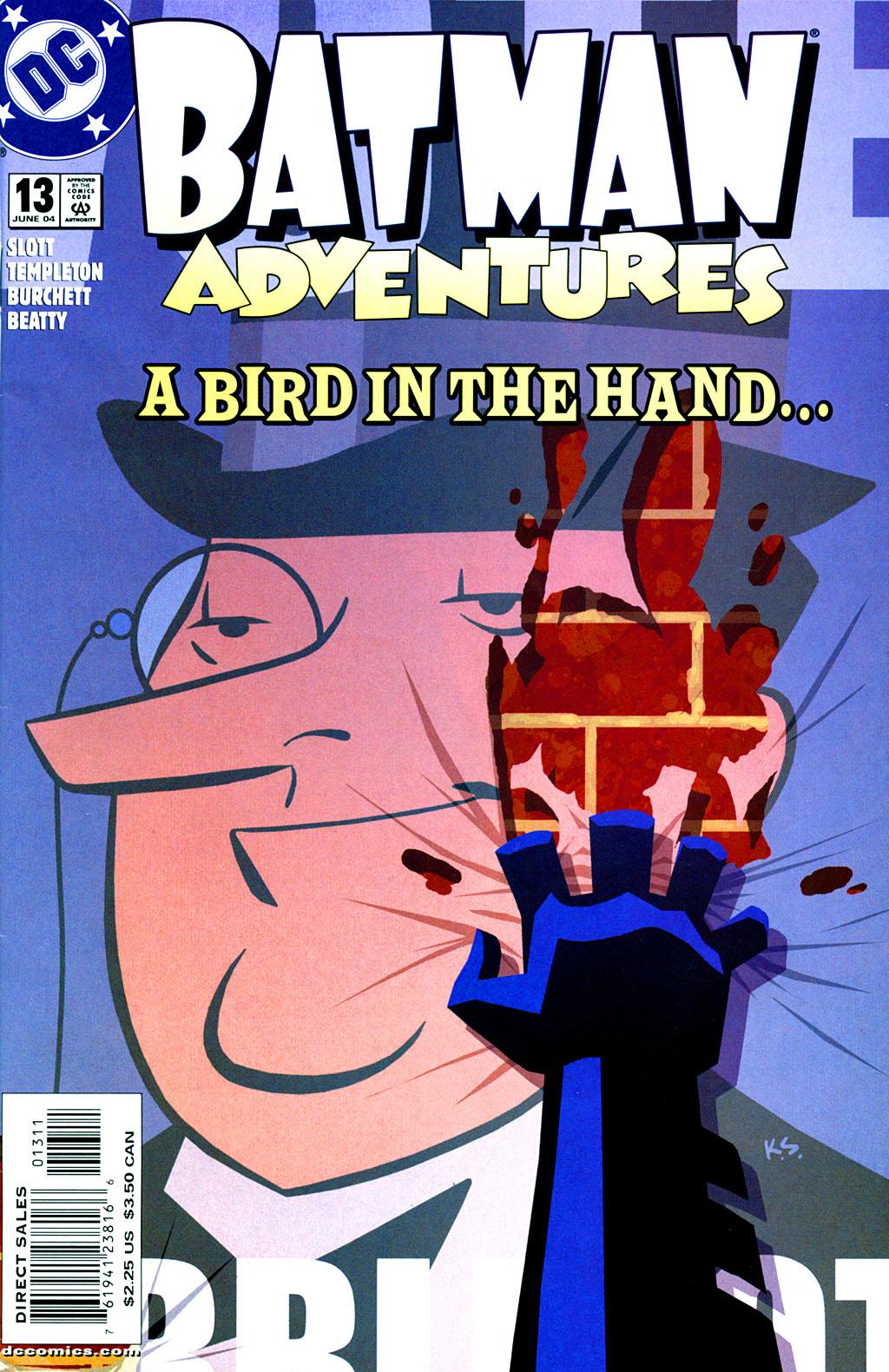 Batman Adventures (2003) 13 Page 1