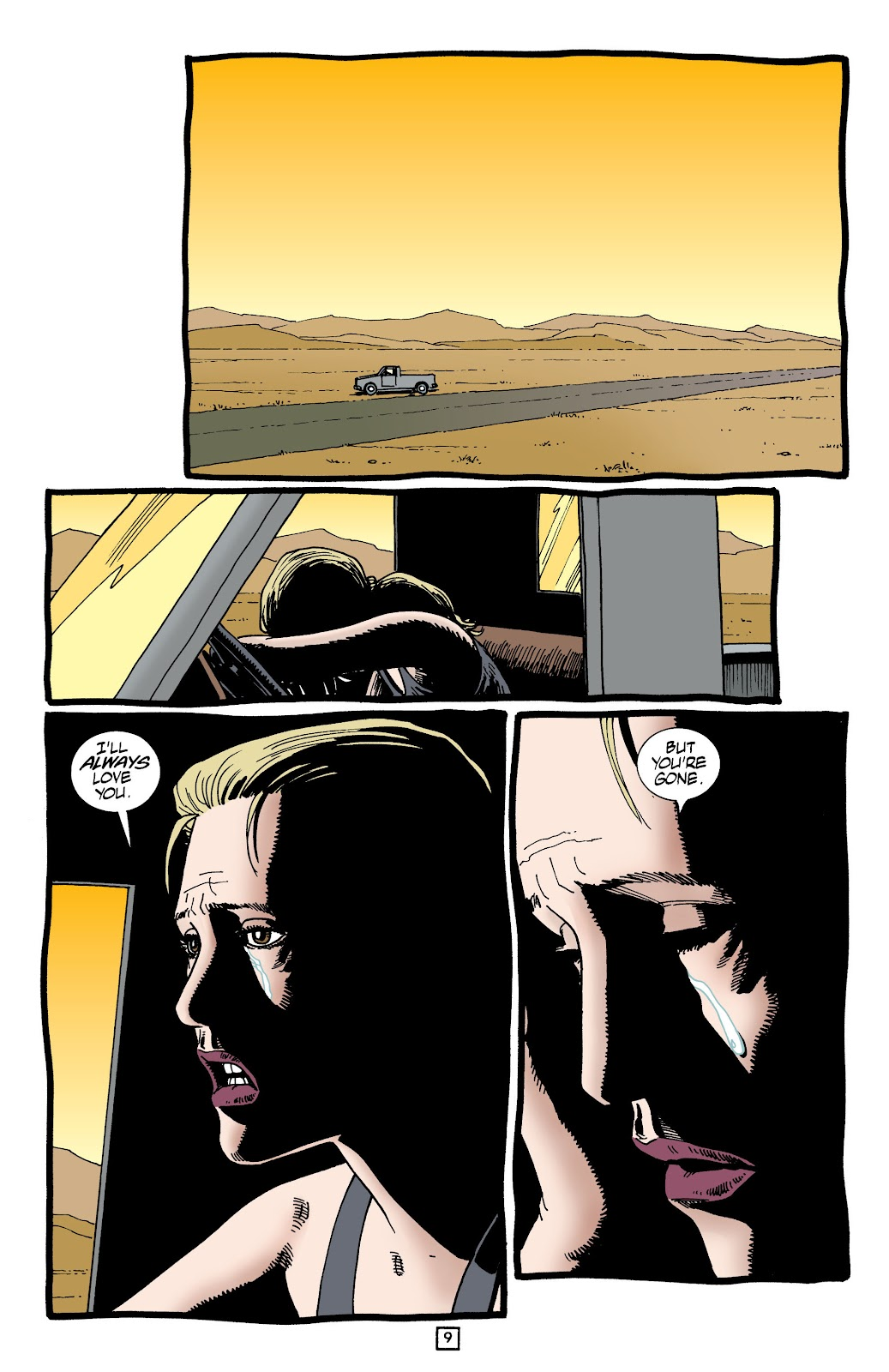 Preacher Issue #51 #60 - English 10