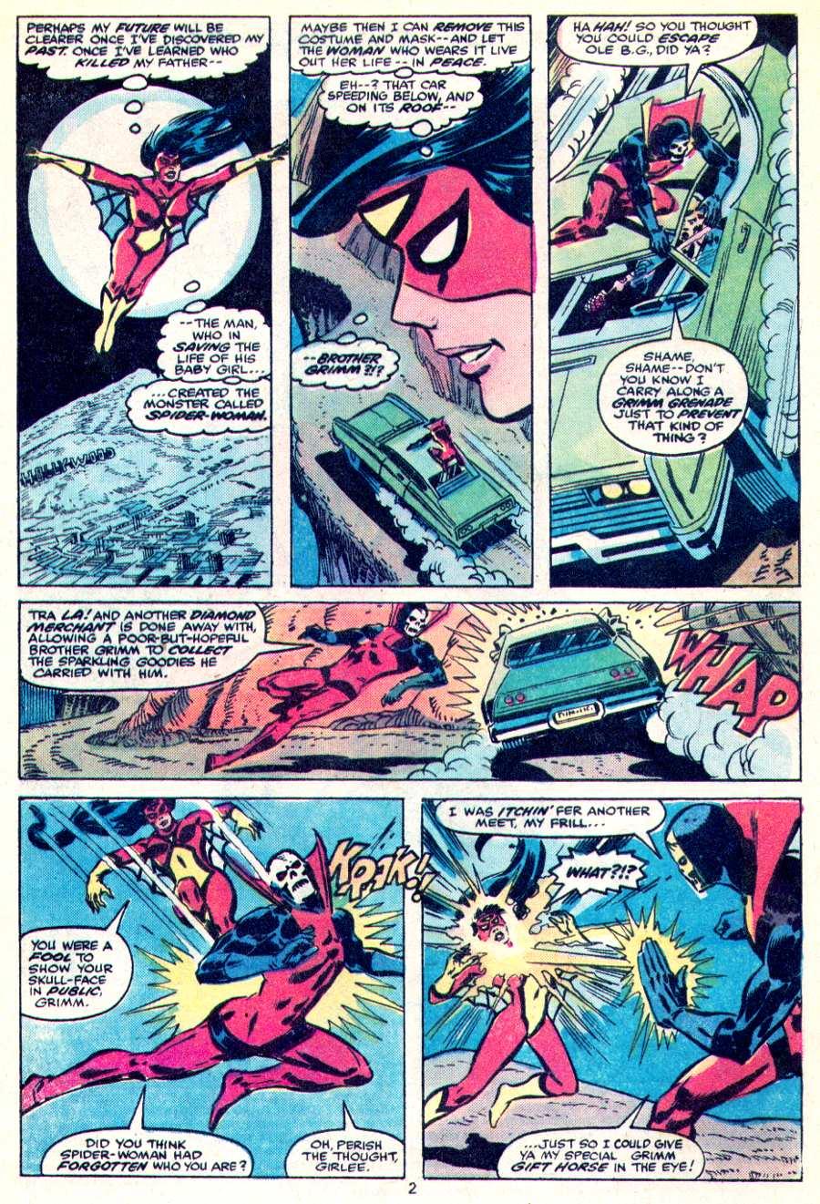 Spider-Woman (1978) #4 #47 - English 3