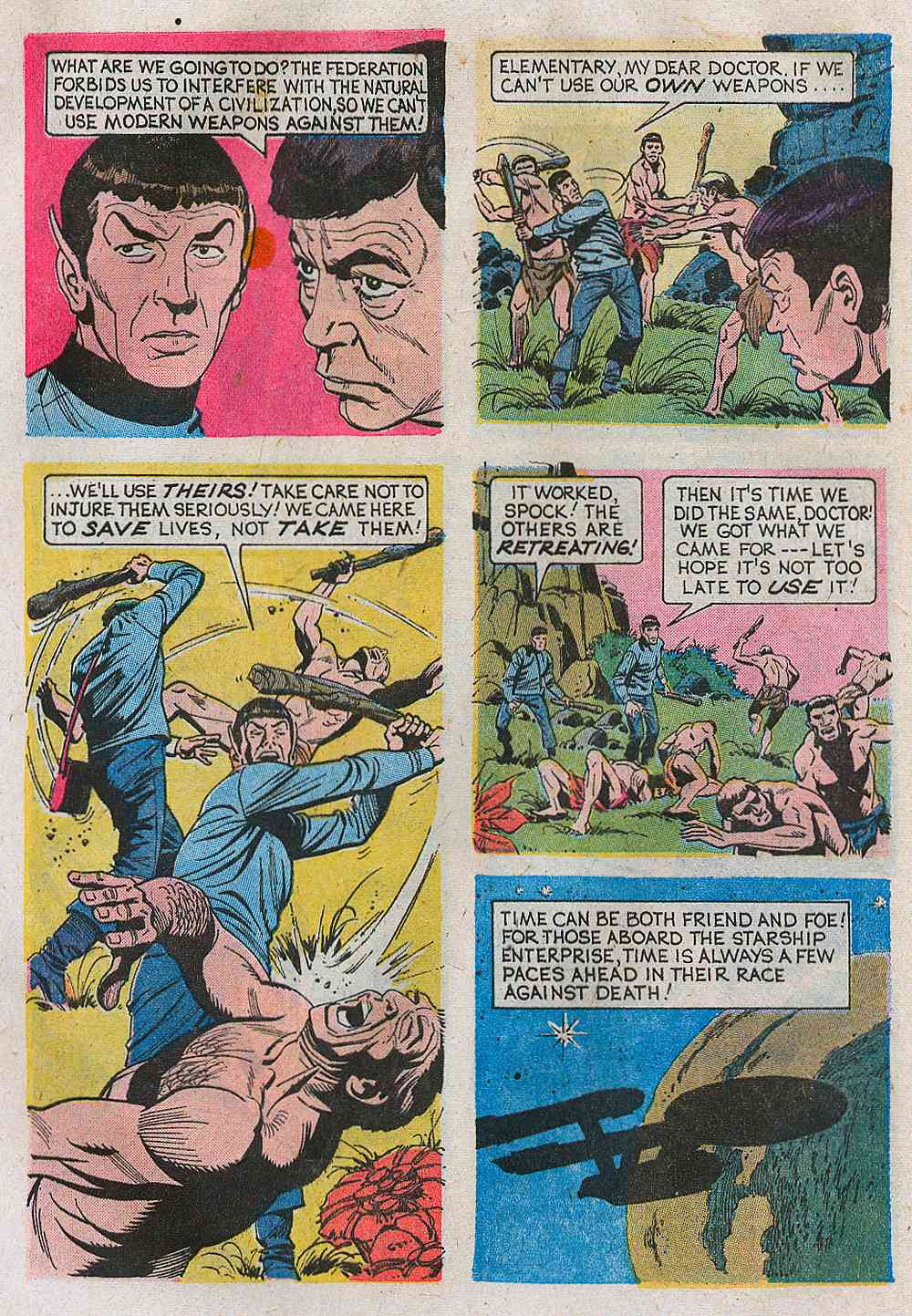 Star Trek (1967) Issue #23 #23 - English 22