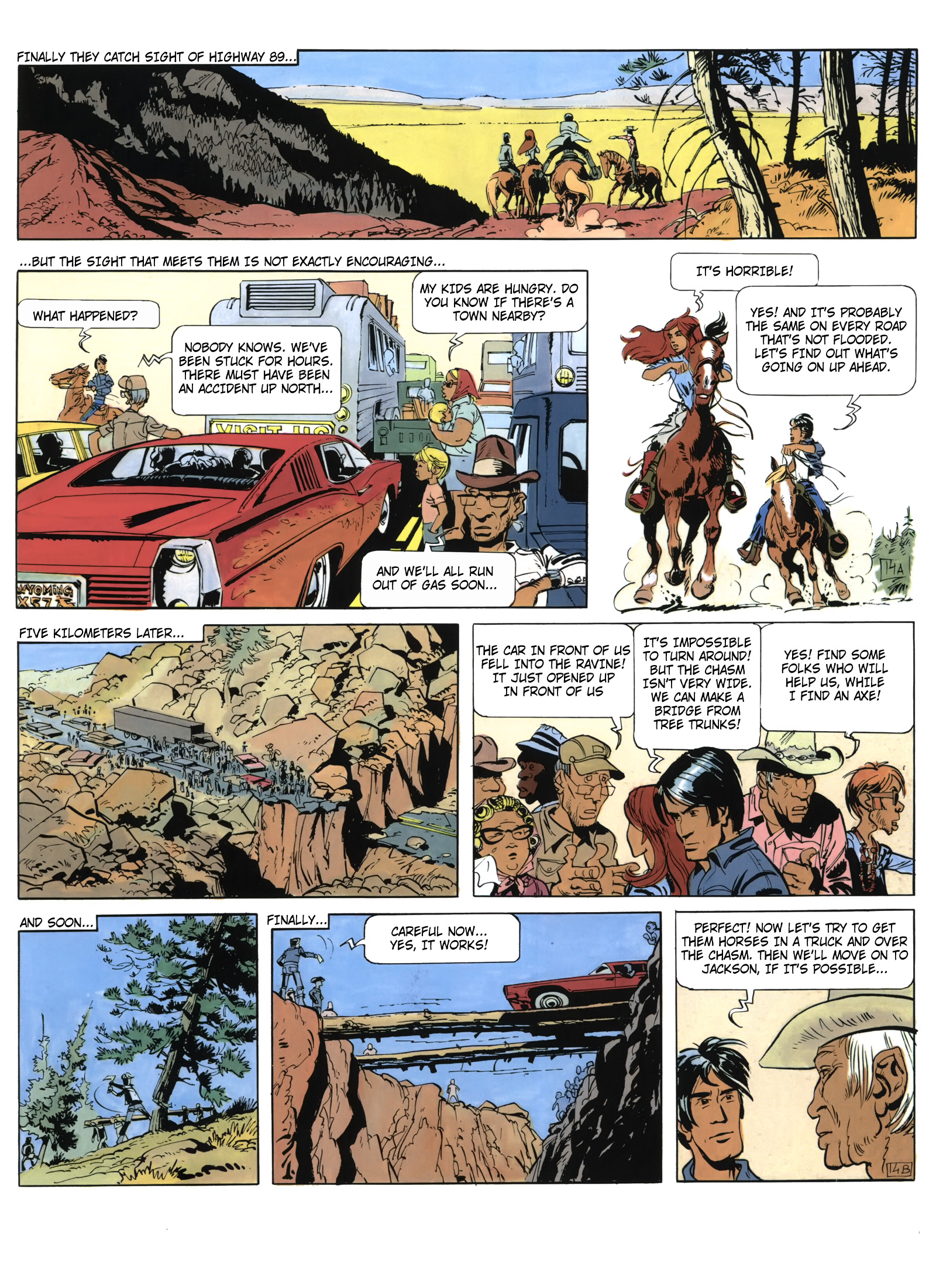 Valerian and Laureline #1 #23 - English 41