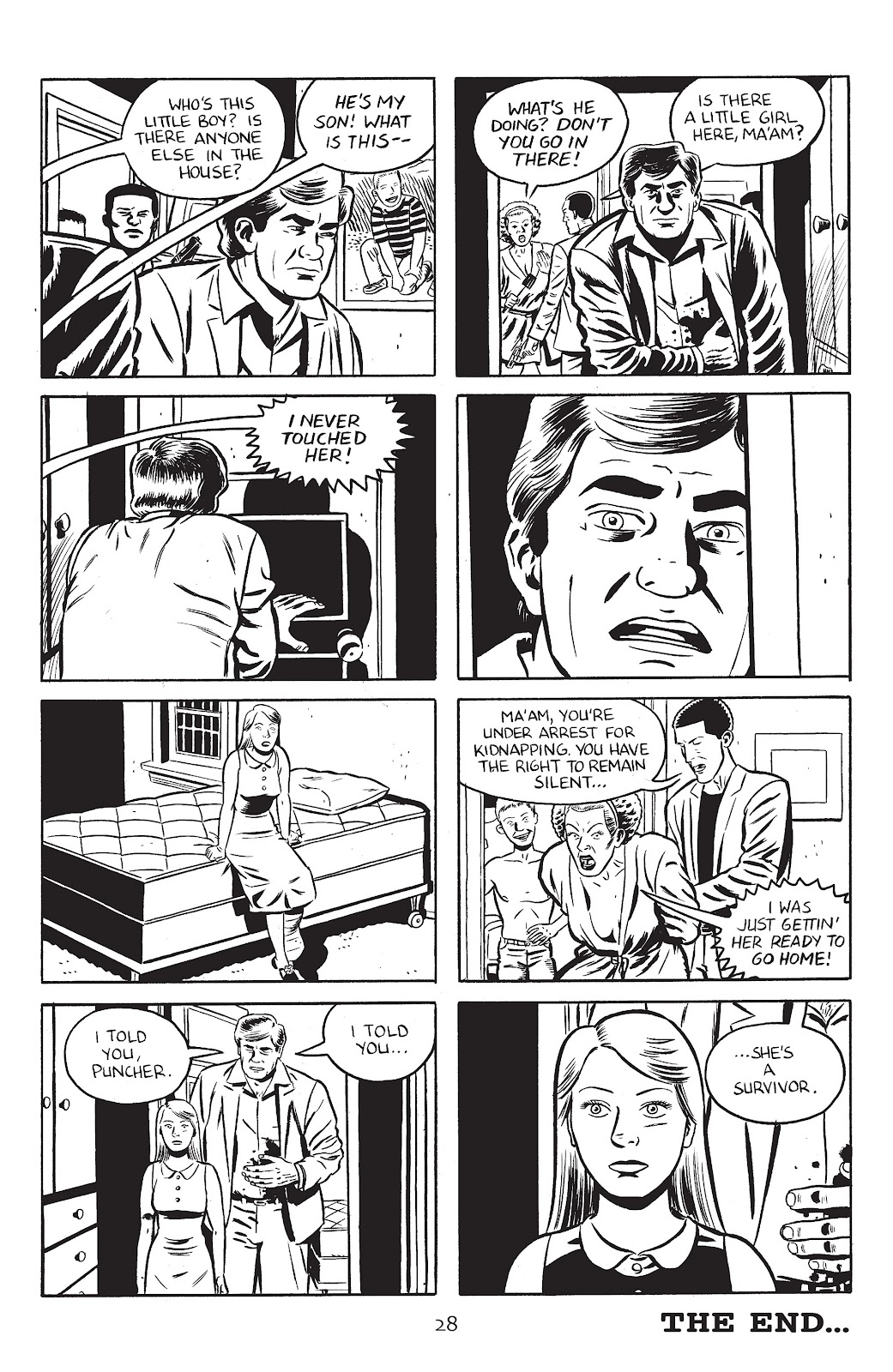 Stray Bullets Issue #29 #29 - English 30