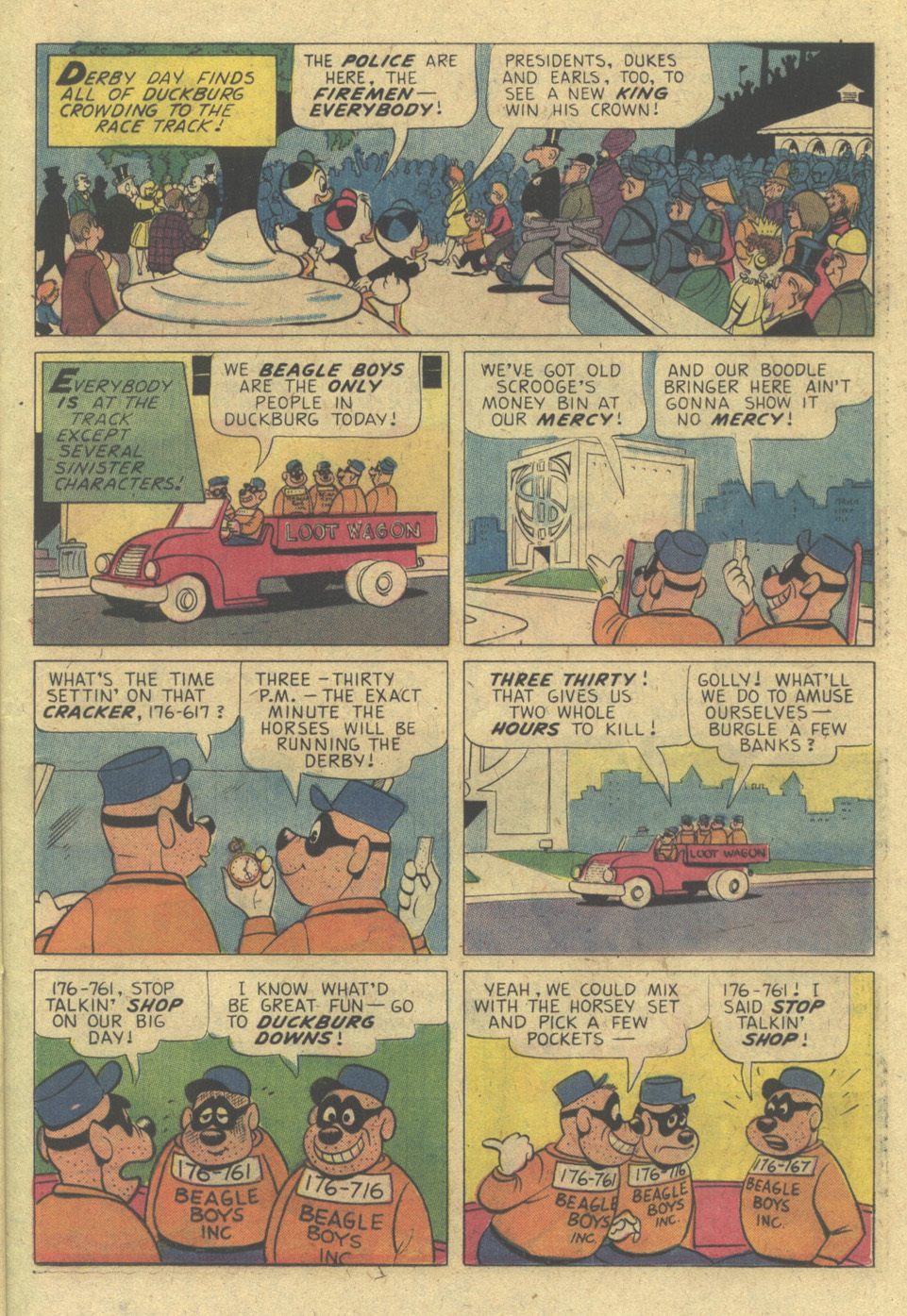 Uncle Scrooge (1953) Issue #131 #131 - English 25