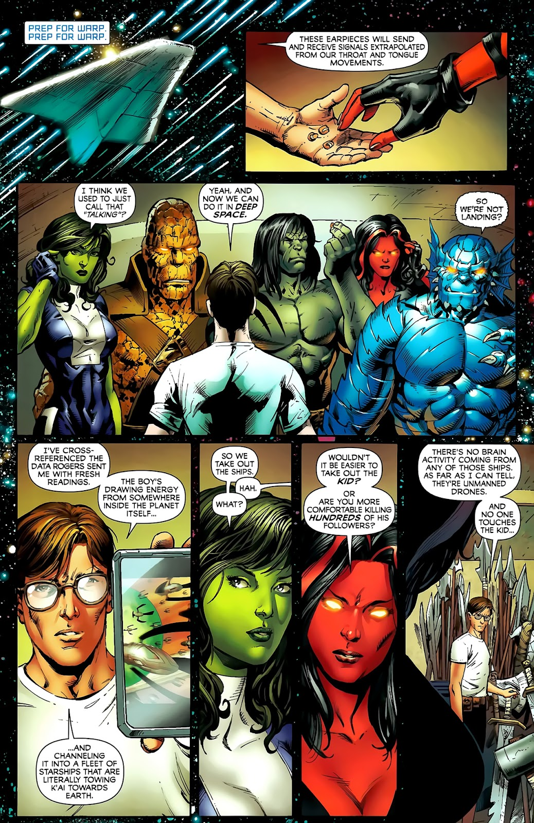 Incredible Hulks (2010) Issue #615 #5 - English 10
