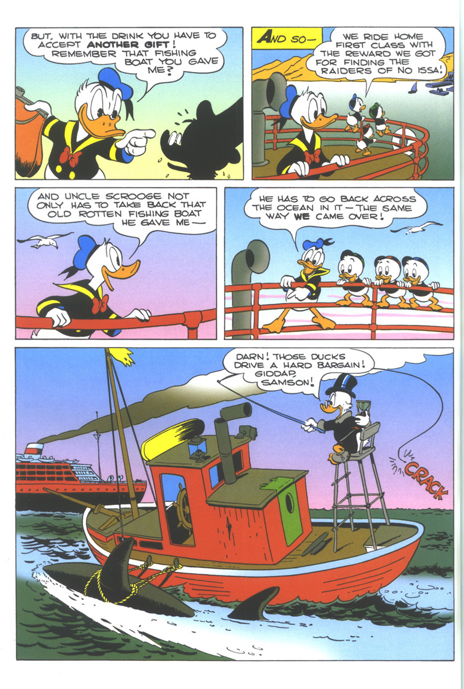 Uncle Scrooge (1953) Issue #341 #341 - English 32