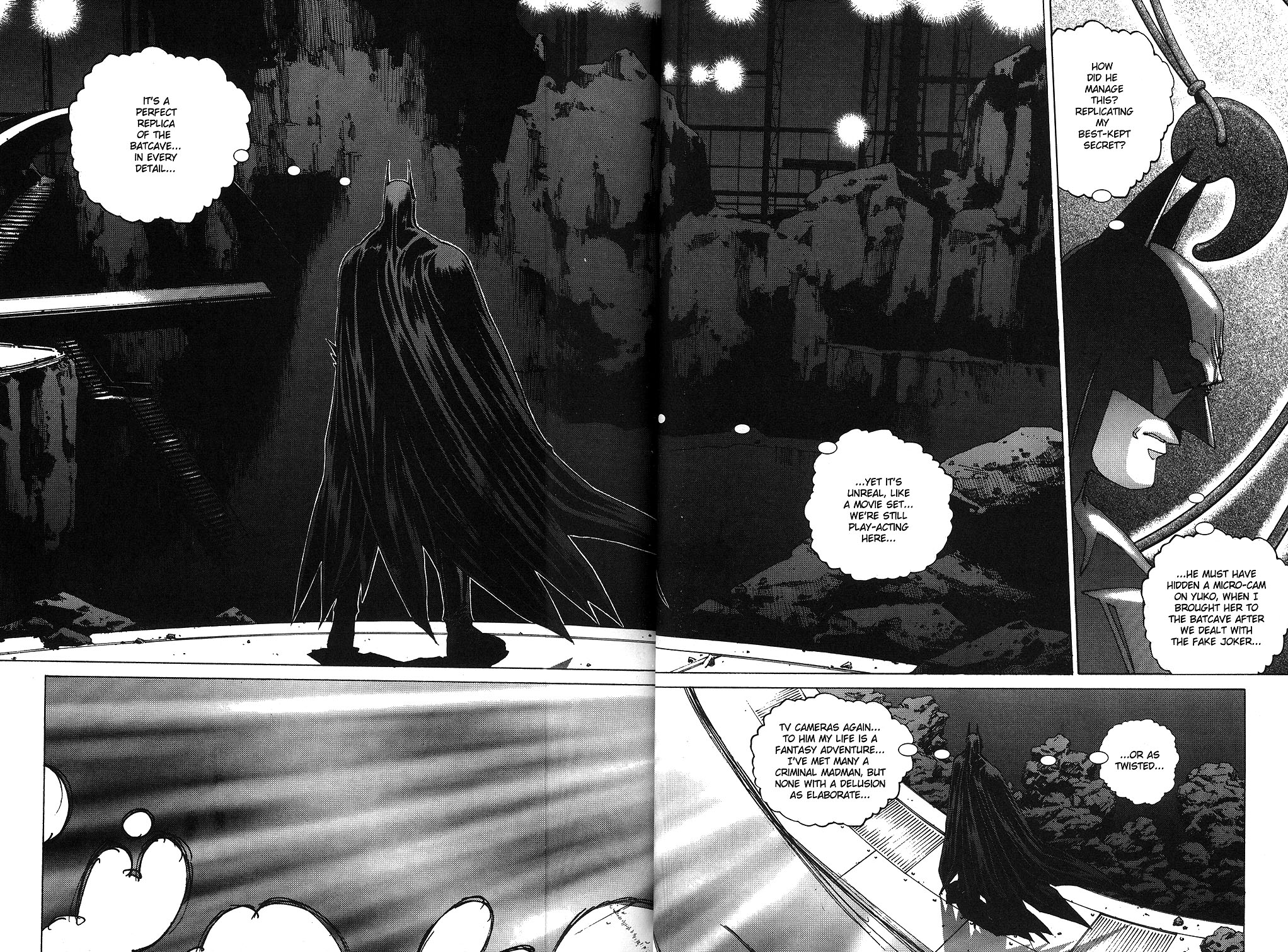Read online Batman: Child of Dreams comic -  Issue # Full - 270
