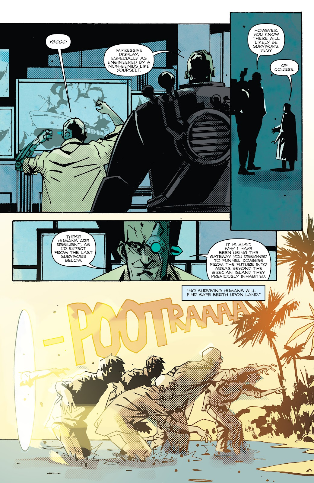 Zombies vs Robots (2015) Issue #8 Page 19