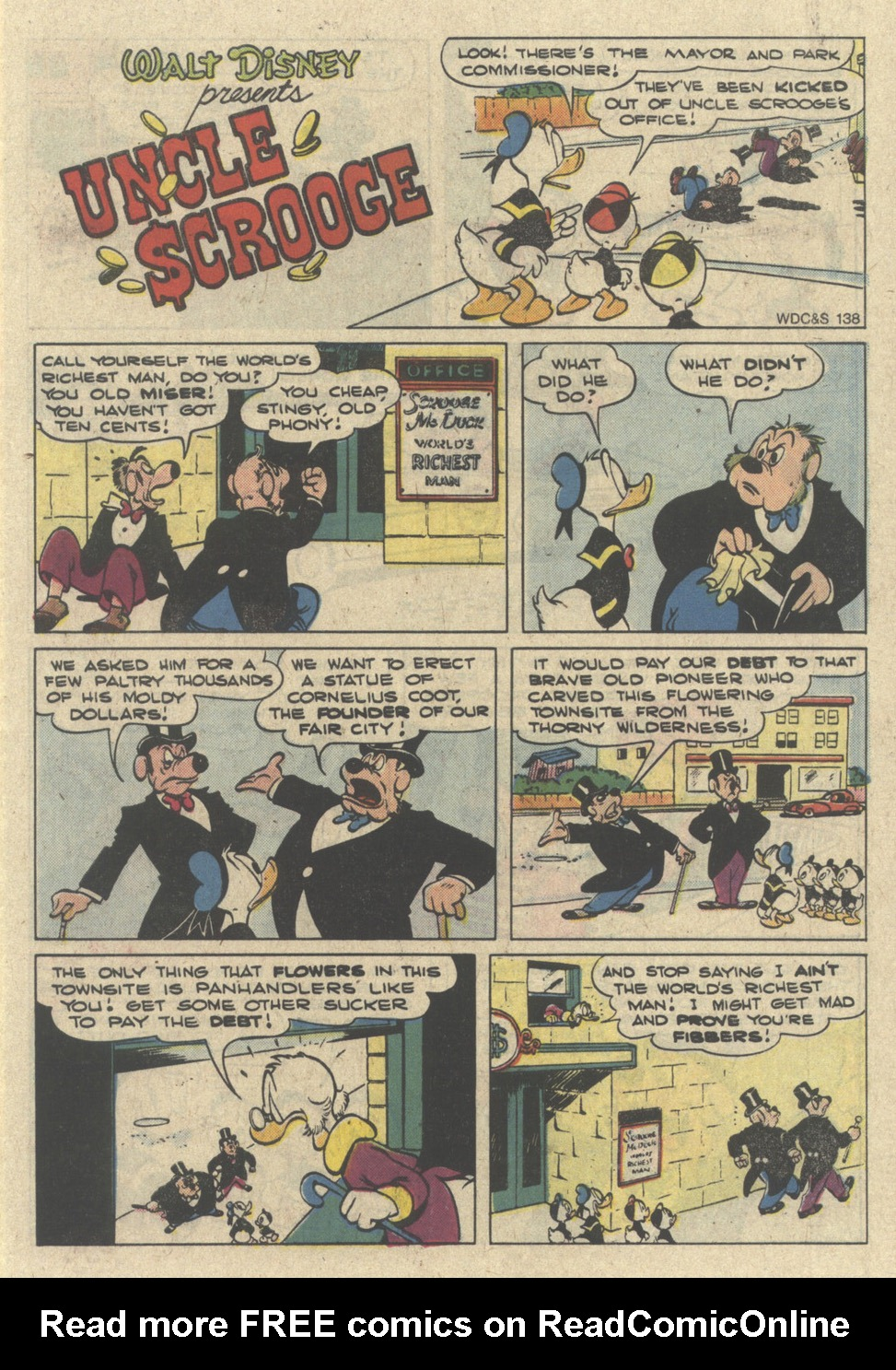 Uncle Scrooge (1953) Issue #226 #226 - English 3