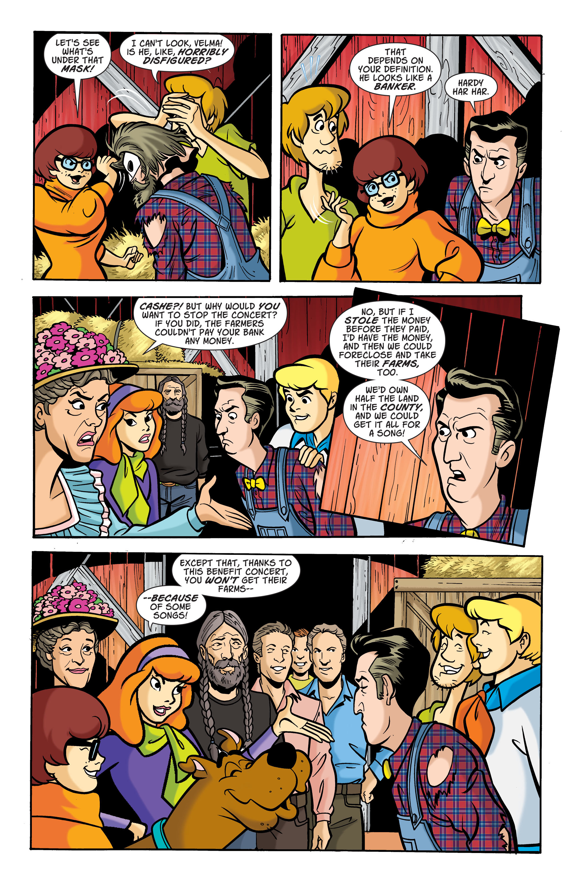 Read online Scooby-Doo: Where Are You? comic -  Issue #72 - 10