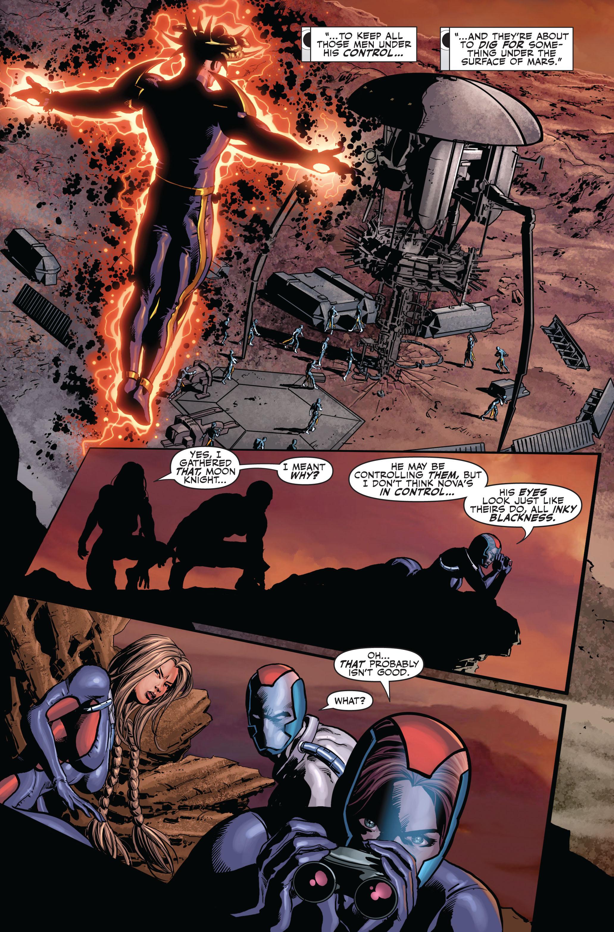 Read online Secret Avengers (2010) comic -  Issue #2 - 22