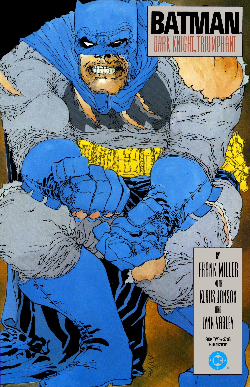 Batman: The Dark Knight Returns 2 Page 1