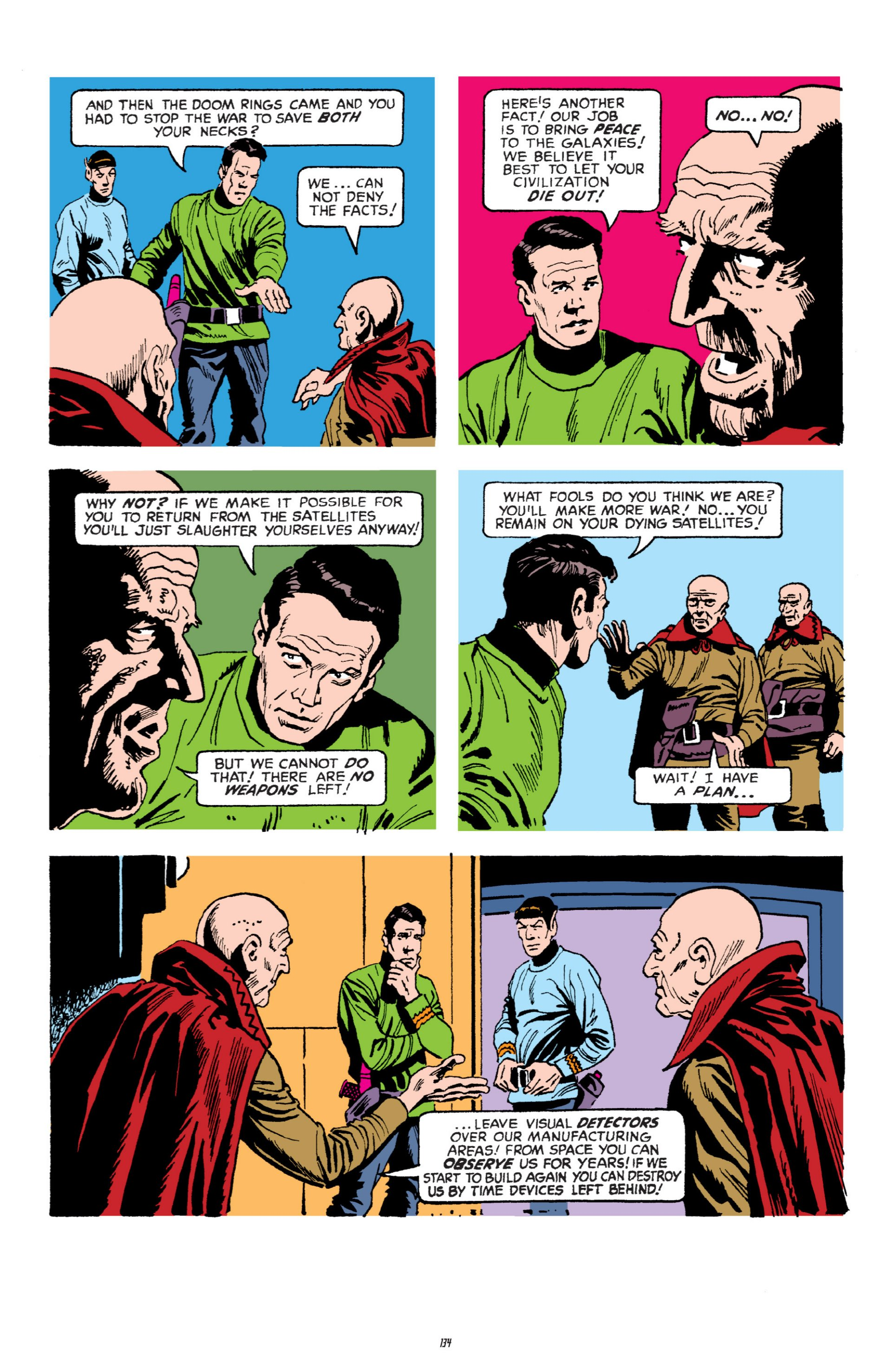 Star Trek Archives #TPB_1 #14 - English 135