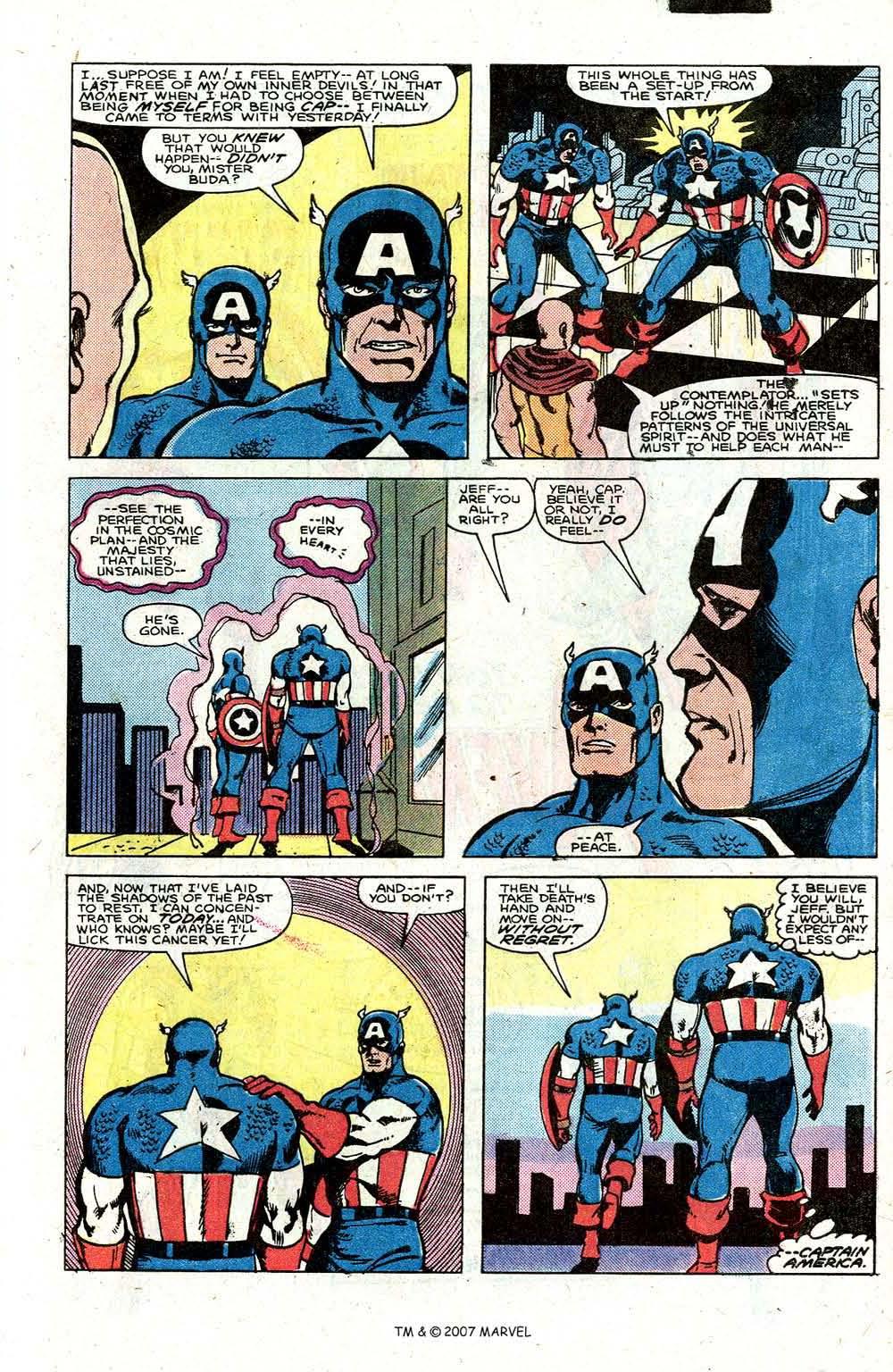 Captain America (1968) _Annual 6 #6 - English 49