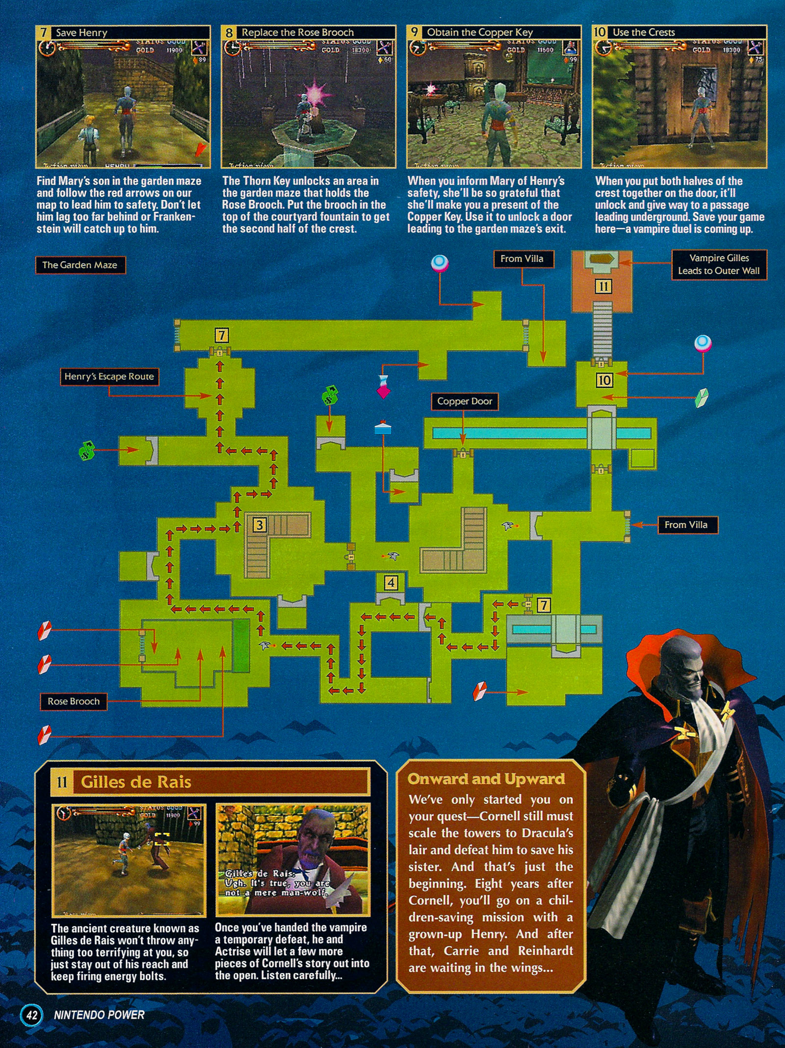 Nintendo Power #127 #127 - English 44