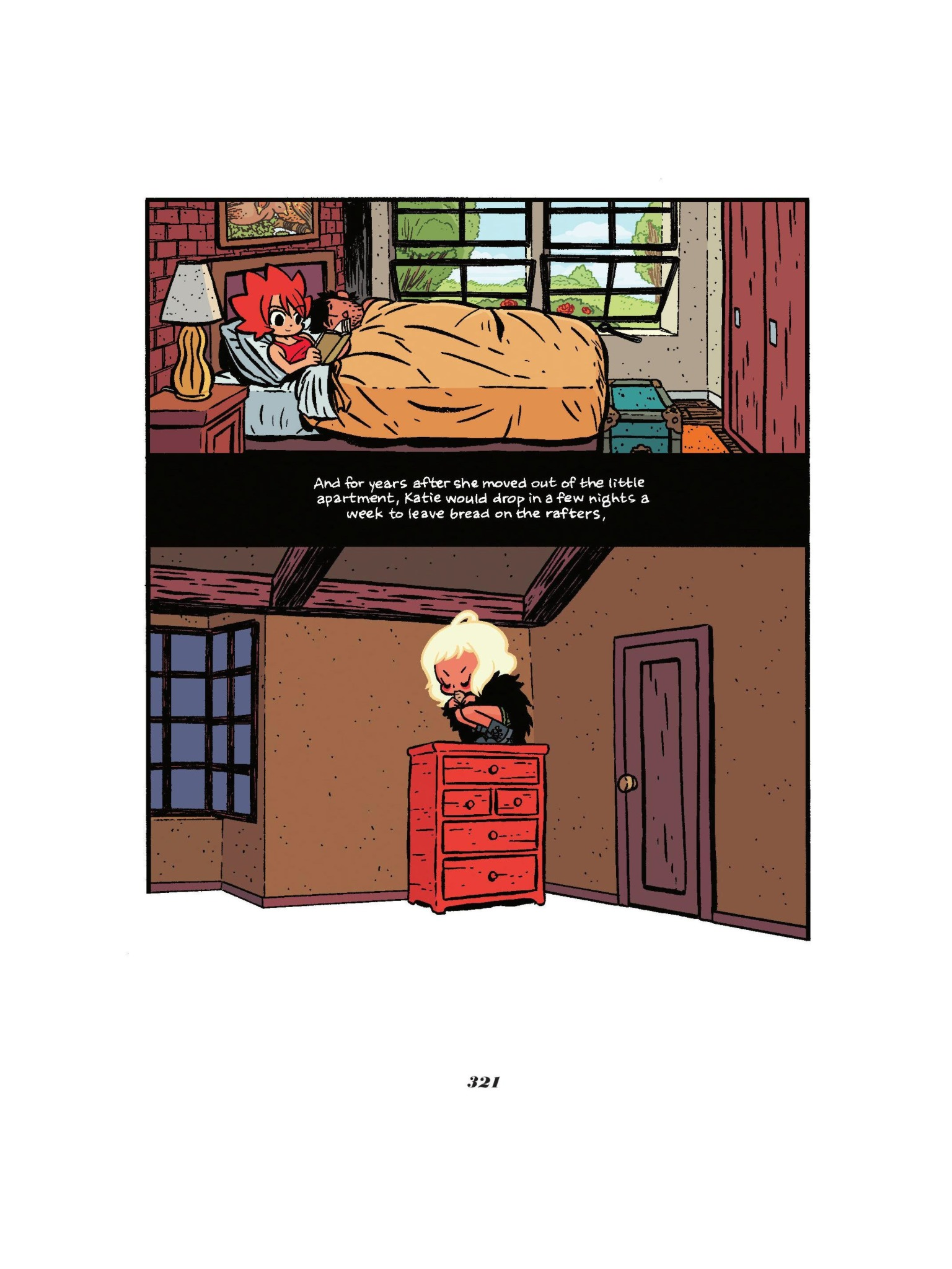 Read online Seconds comic -  Issue # Full - 321