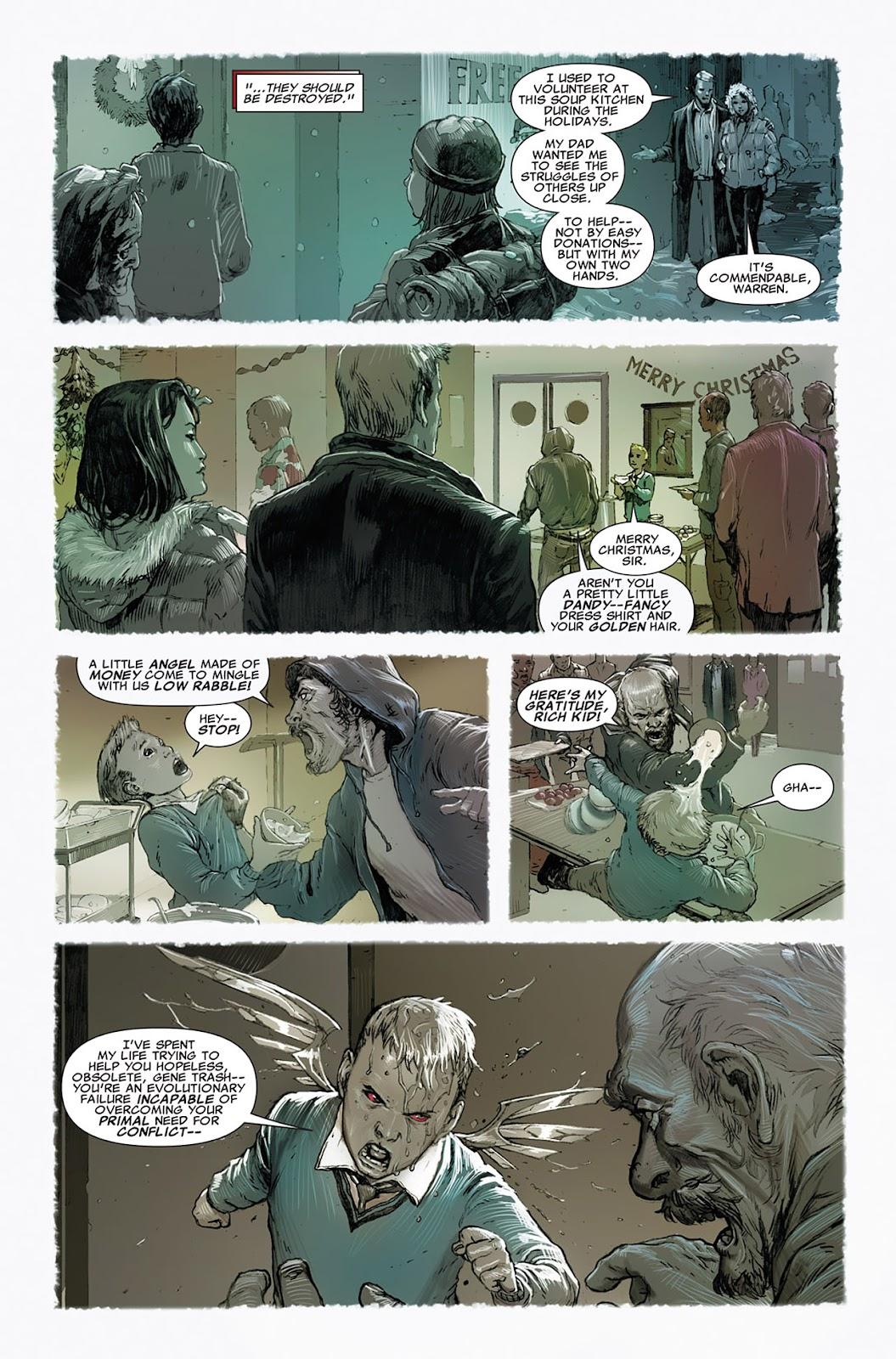 Uncanny X-Force (2010) Issue #8 #9 - English 6