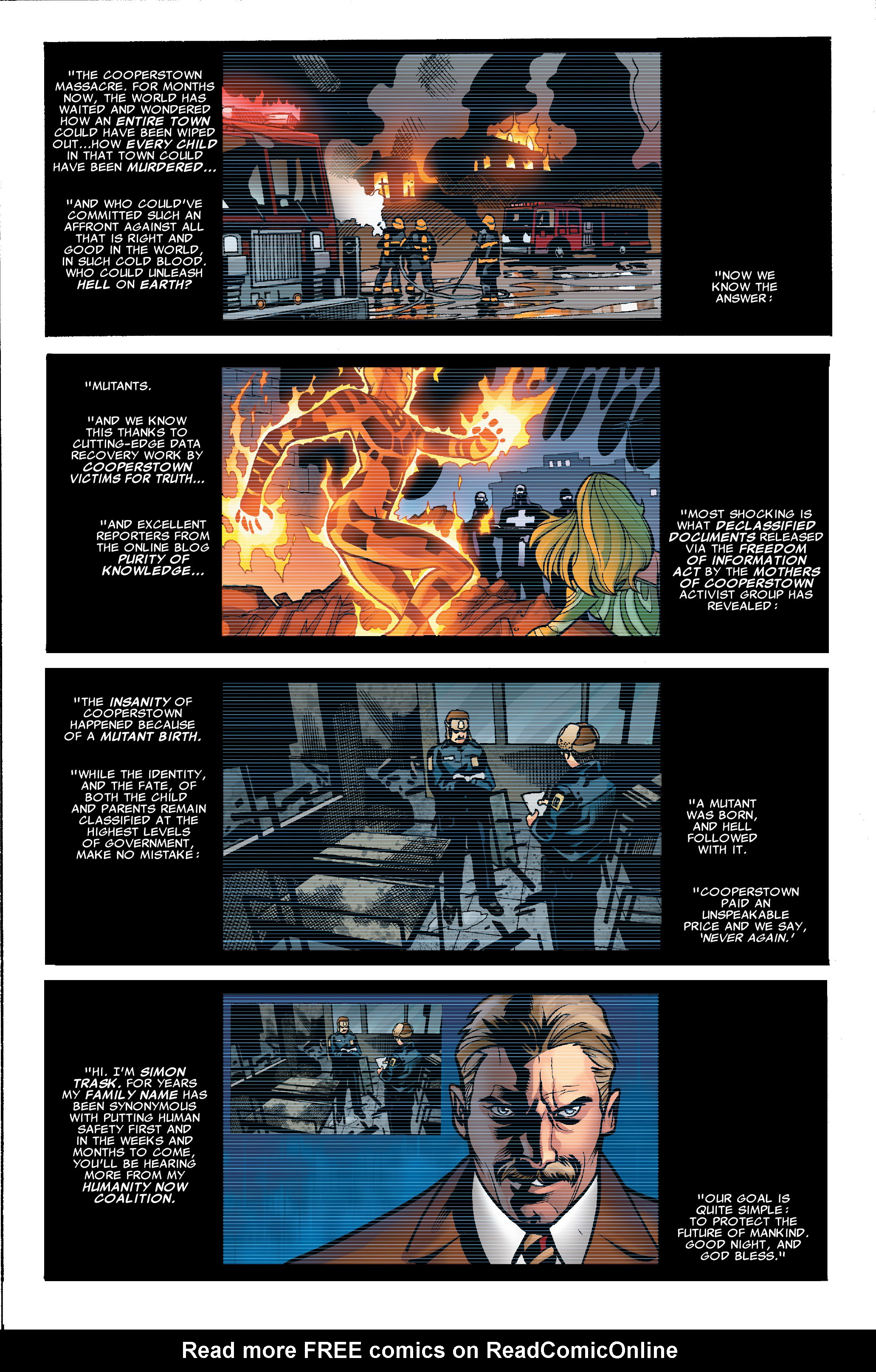 Uncanny X-Men (1963) 505 Page 2