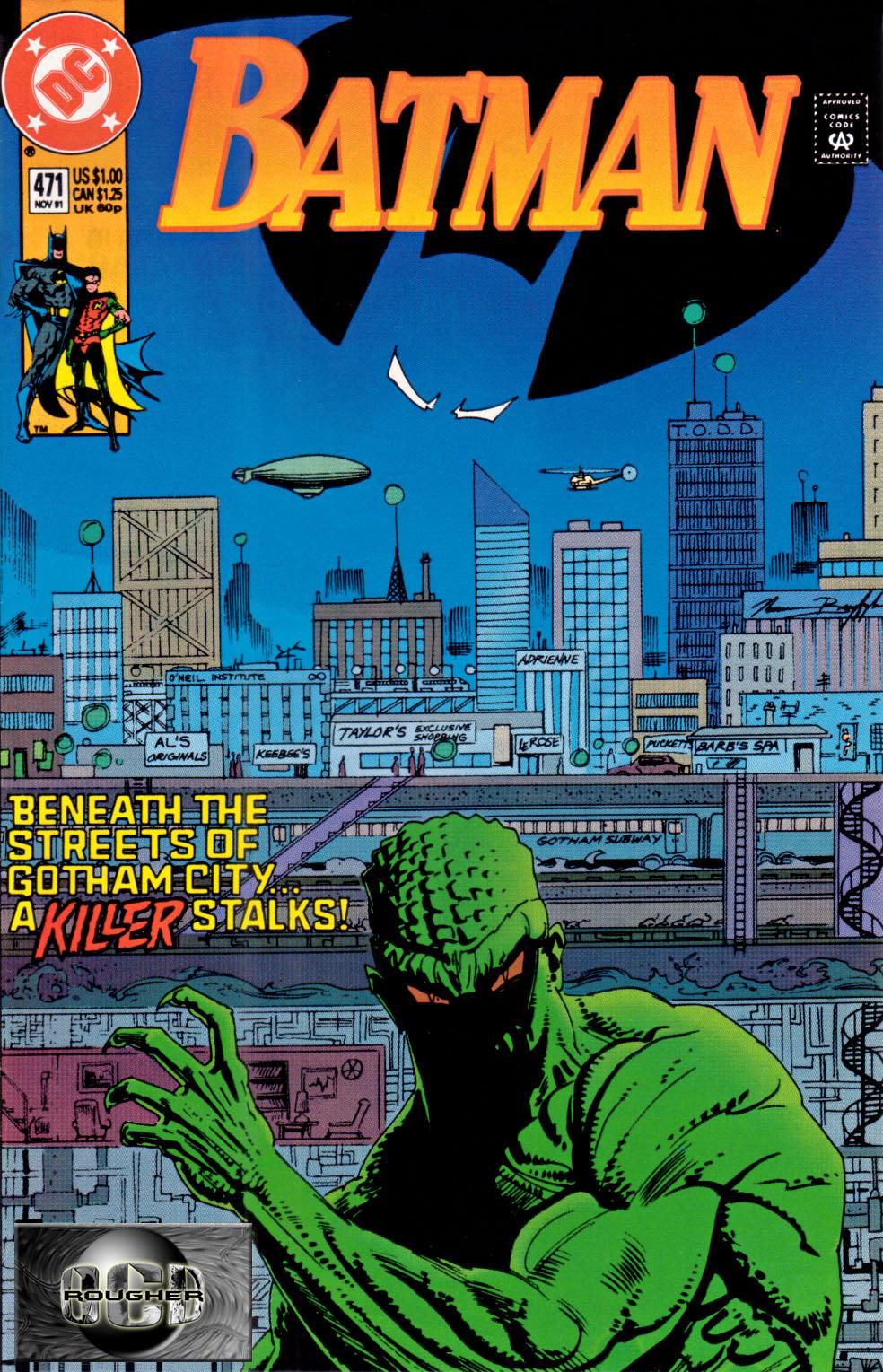 Batman (1940) 471 Page 1