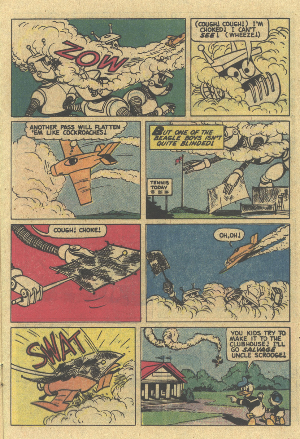 Uncle Scrooge (1953) Issue #185 #185 - English 21