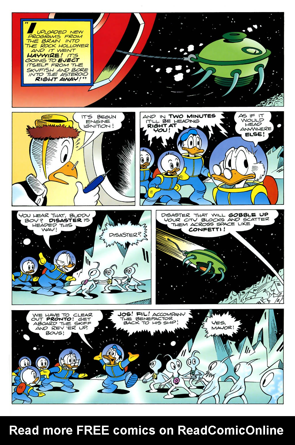 Uncle Scrooge (1953) Issue #322 #322 - English 15