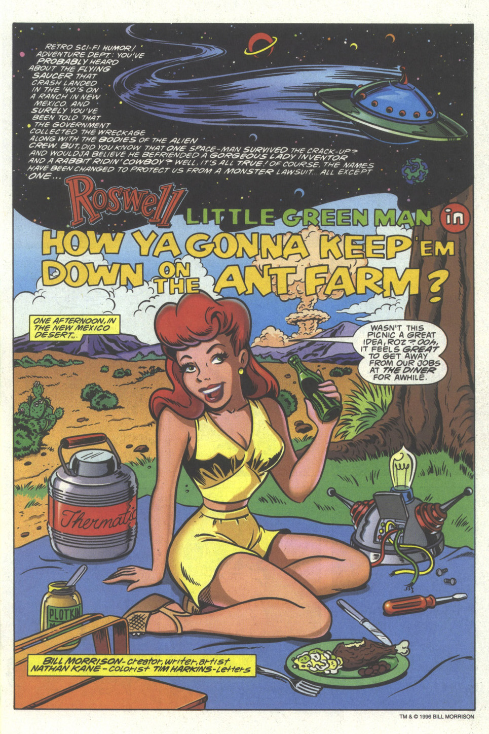Read online Simpsons Comics comic -  Issue #19 - 23
