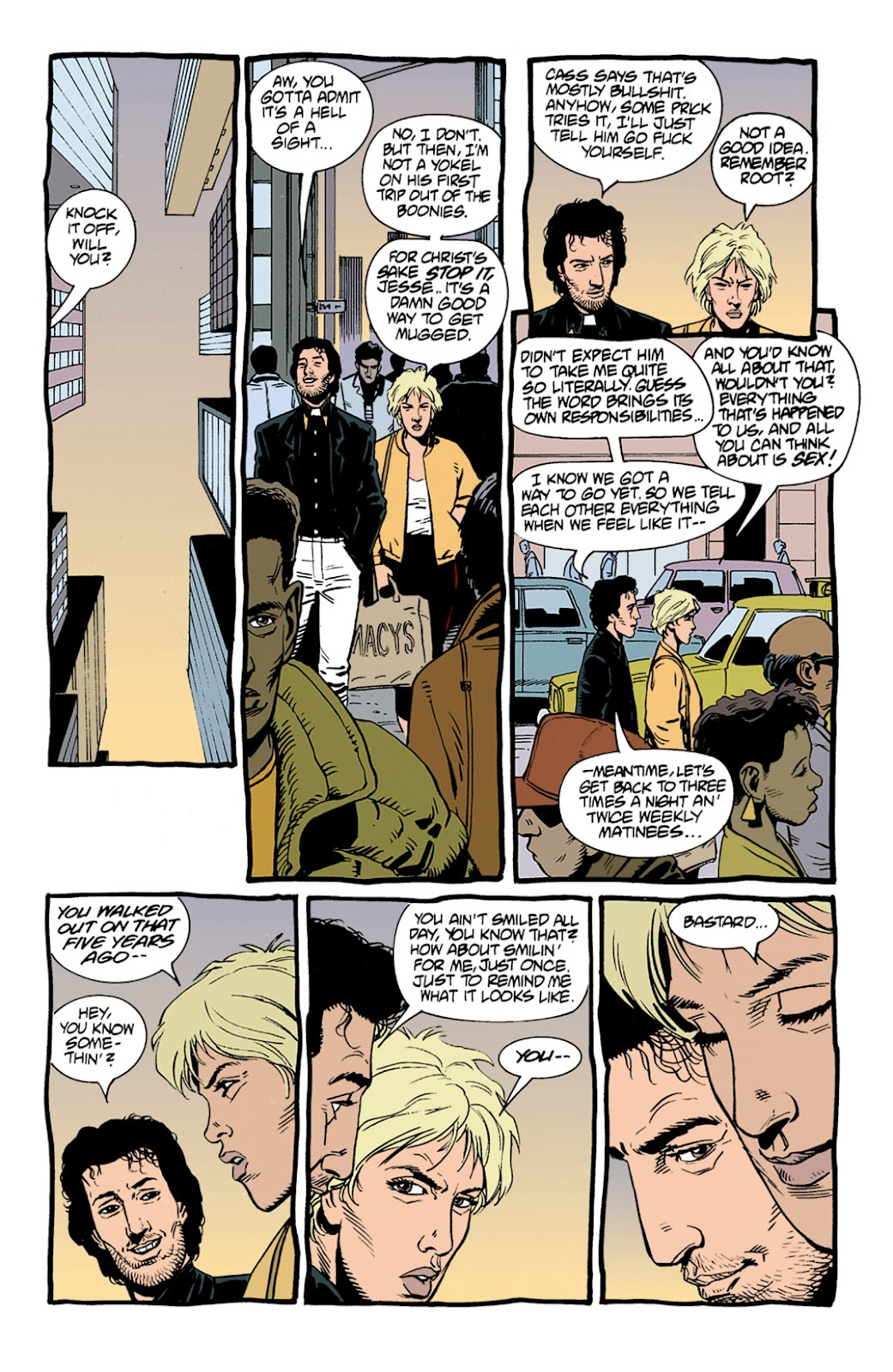 Preacher Issue #6 #15 - English 12