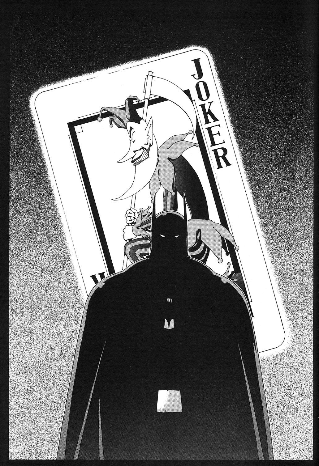 Read online Batman: Child of Dreams comic -  Issue # Full - 328