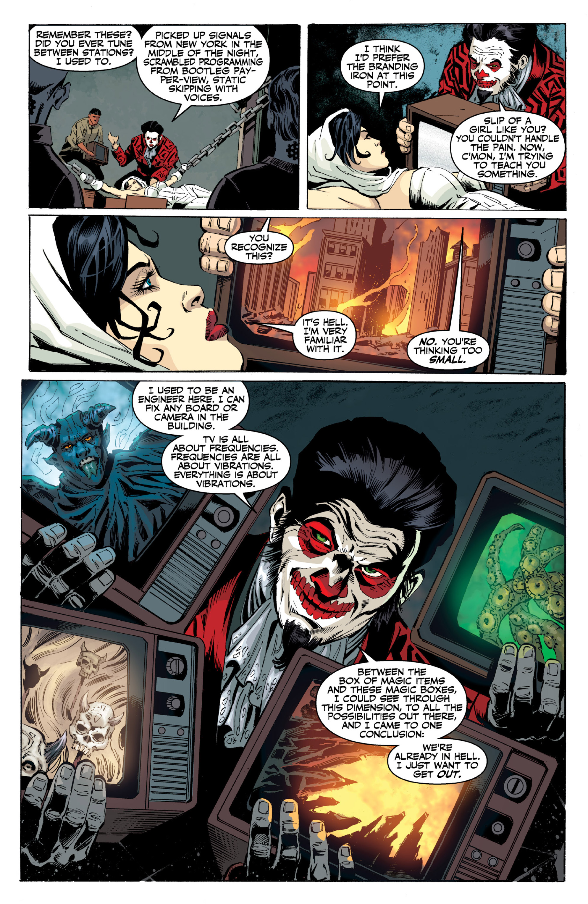 Read online Ghost (2013) comic -  Issue # TPB 2 - 37