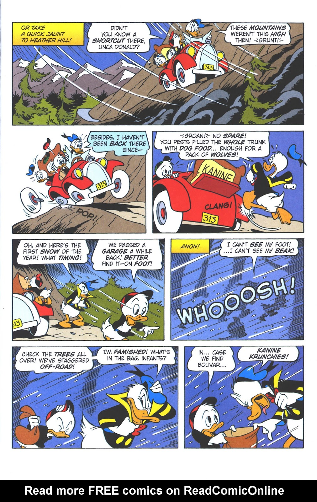 Uncle Scrooge (1953) Issue #381 #381 - English 59