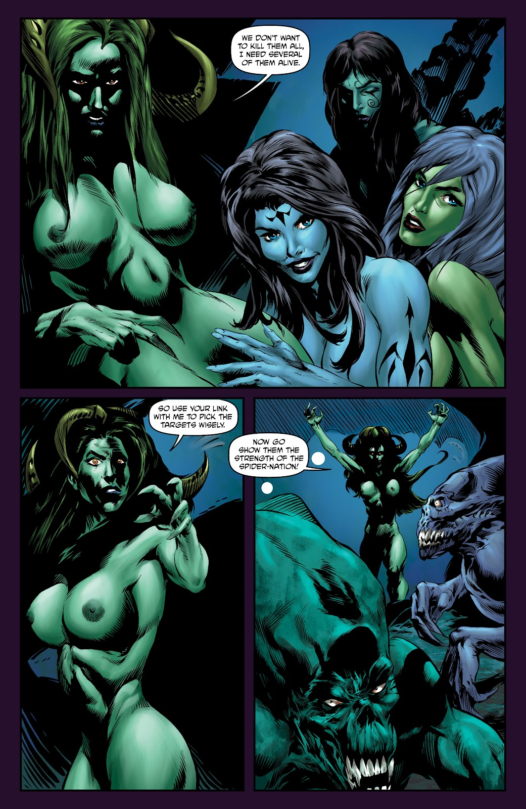 Webwitch (2015) Issue #3 #3 - English 30