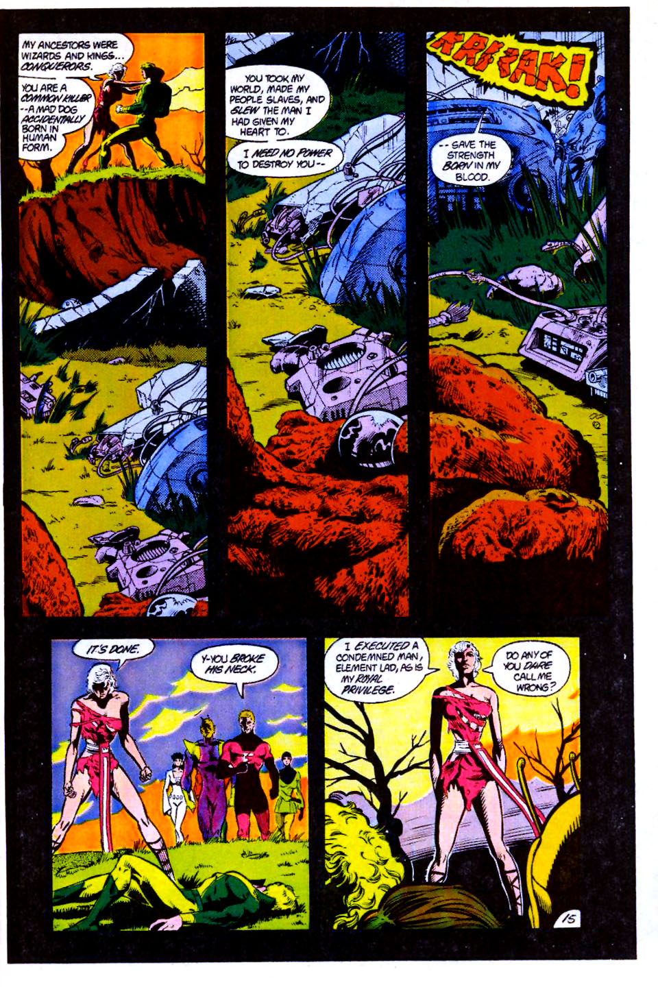 Tales of the Legion Issue #330 #17 - English 16